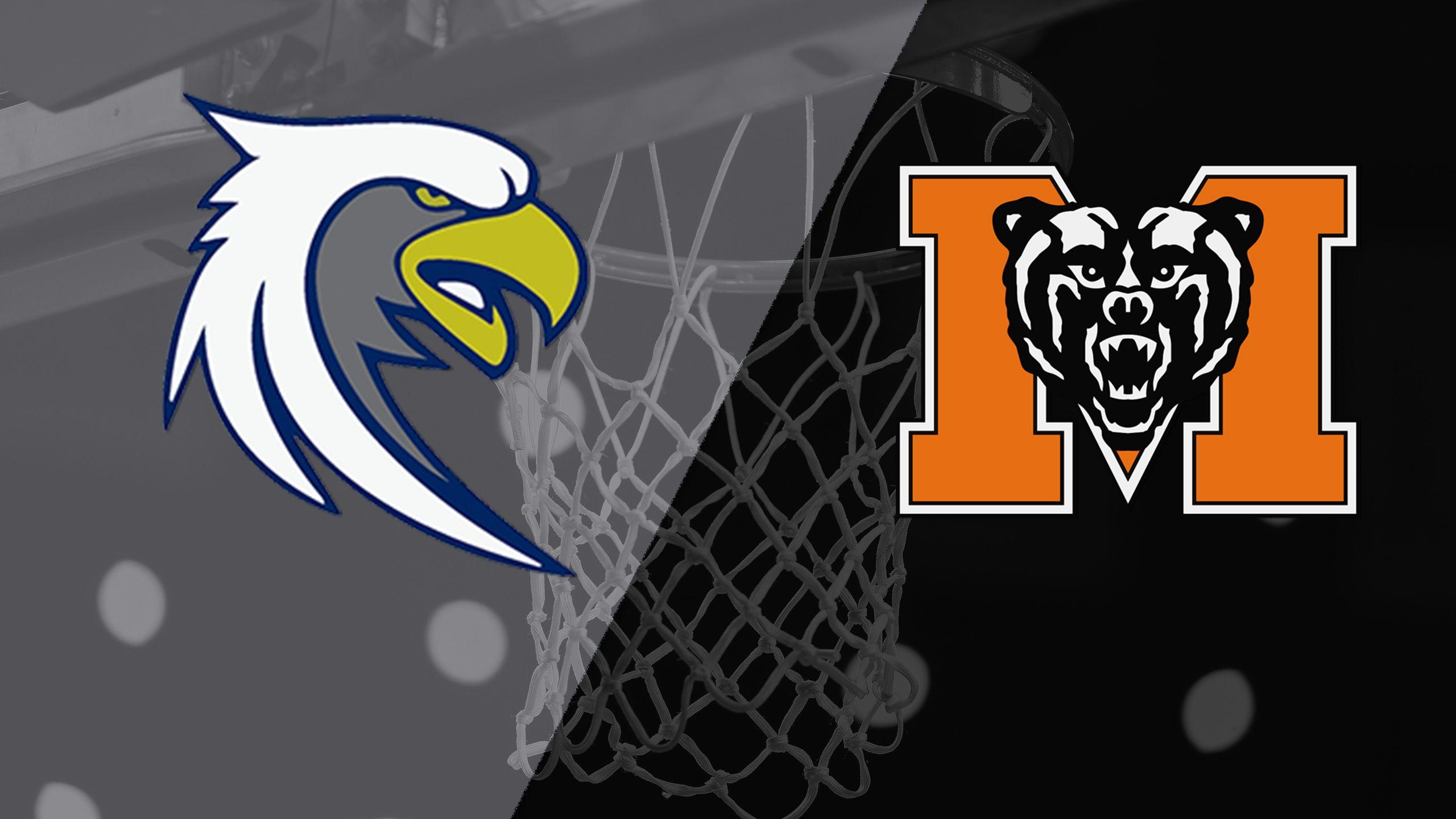 Toccoa Falls vs. Mercer (M Basketball)