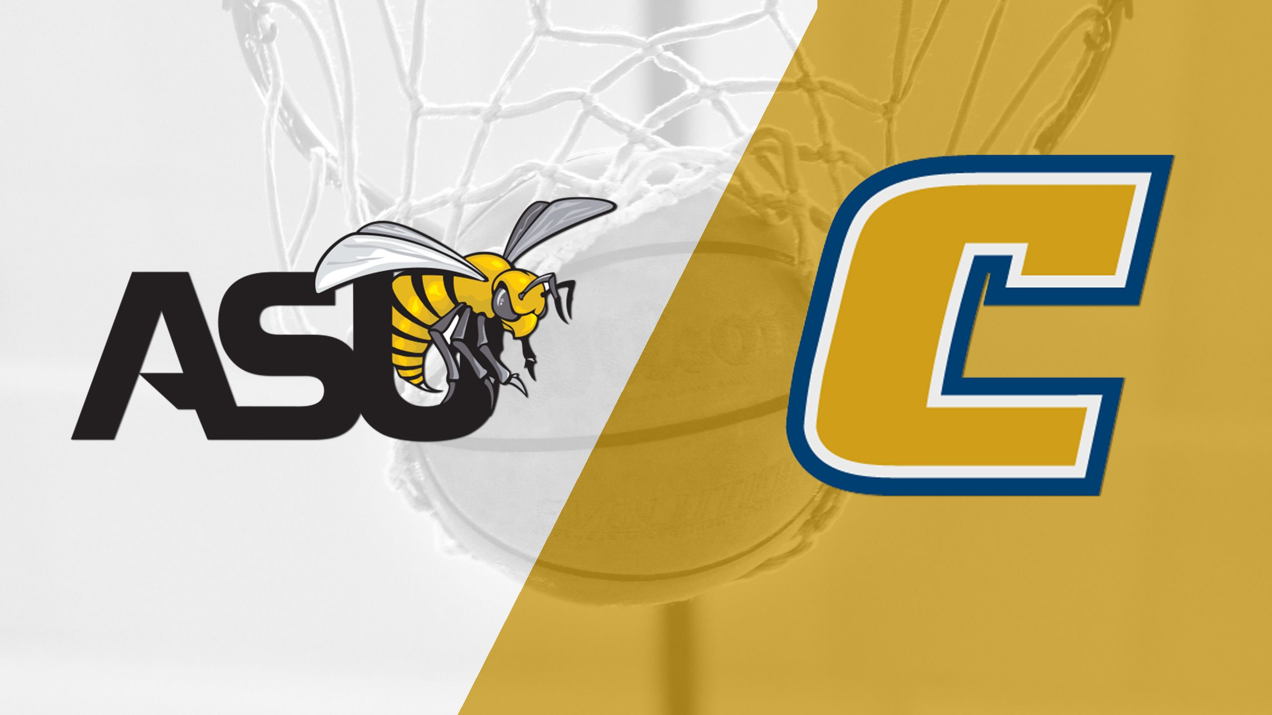 Alabama State vs. Chattanooga (M Basketball)