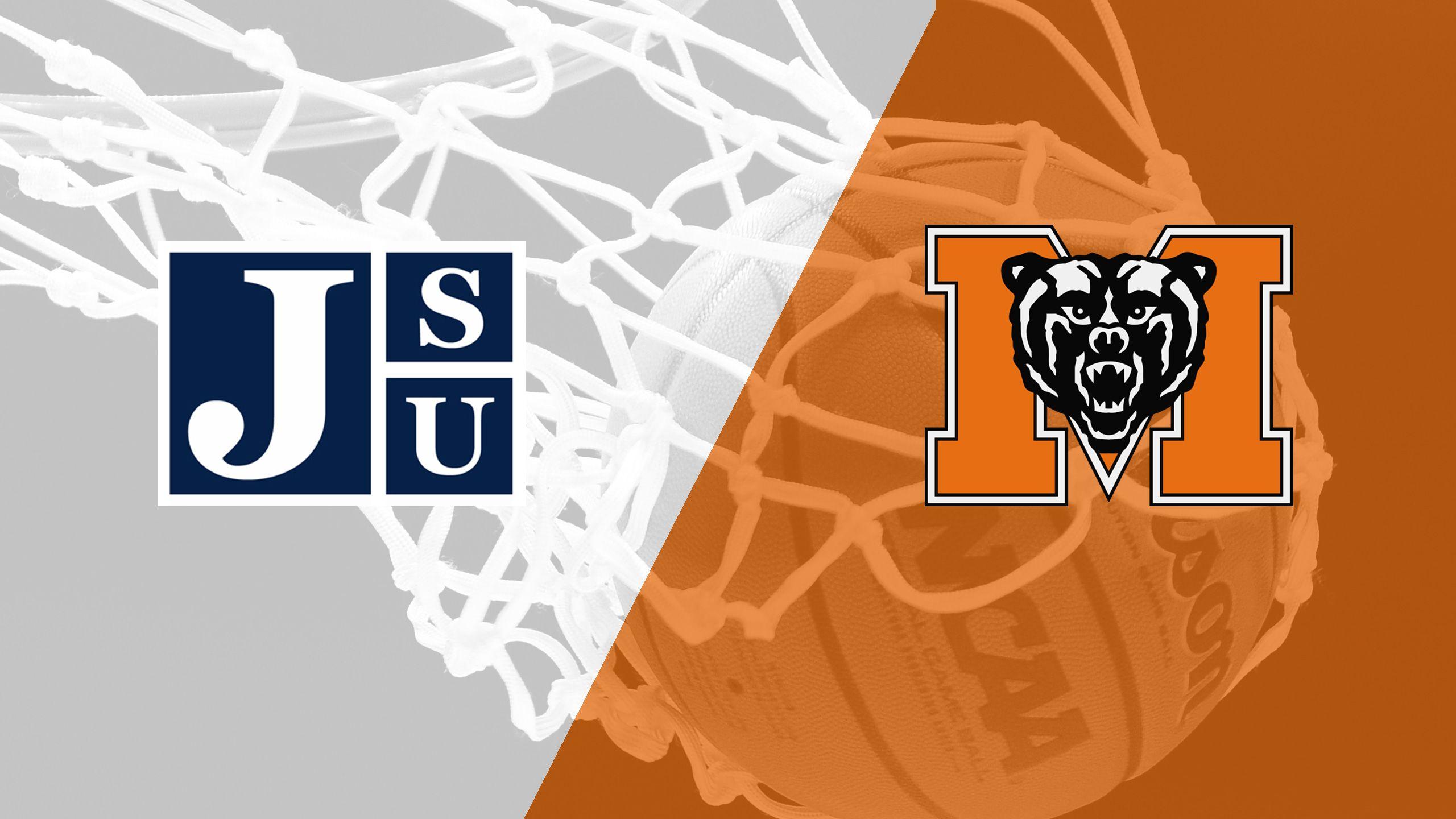 Jackson State vs. Mercer (M Basketball)