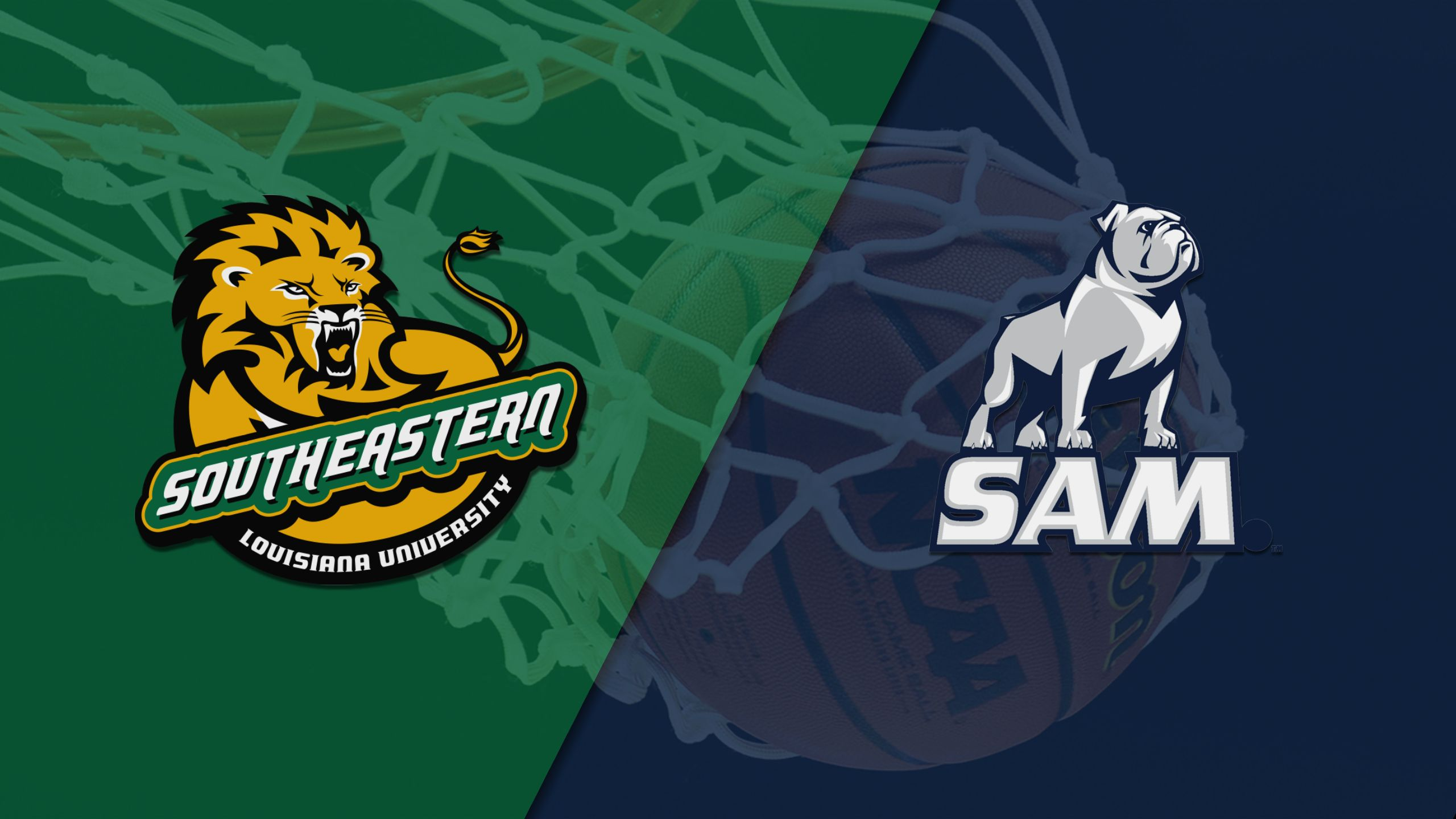 SE Louisiana vs. Samford (M Basketball)