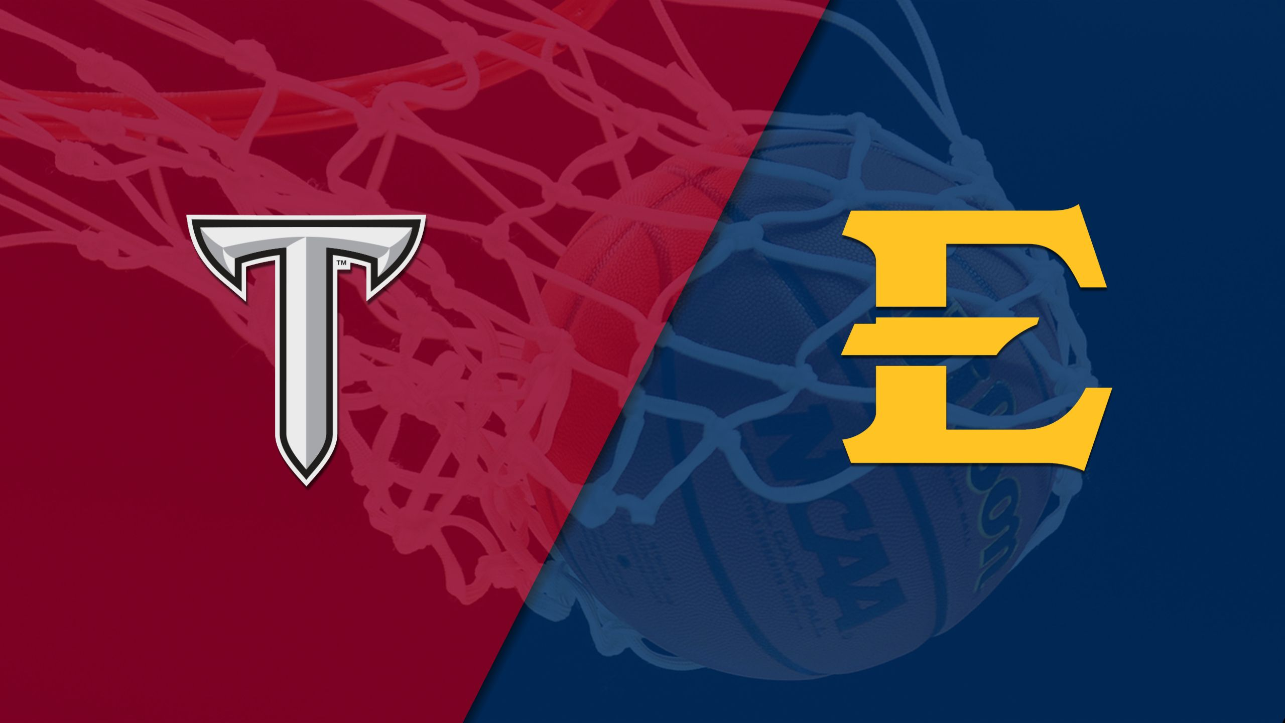 Troy vs. East Tennessee State (M Basketball)