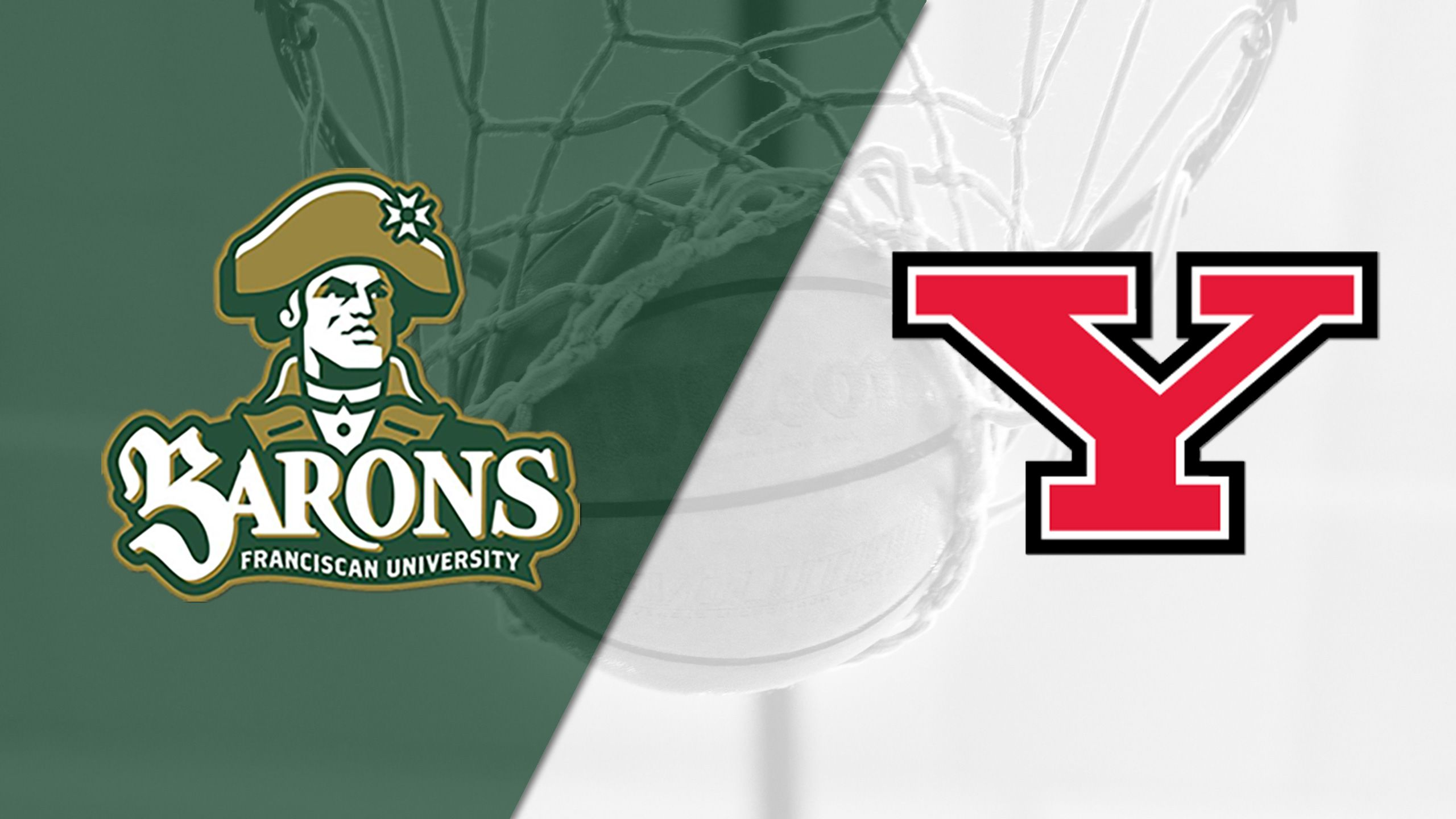 Franciscan vs. Youngstown State (M Basketball)