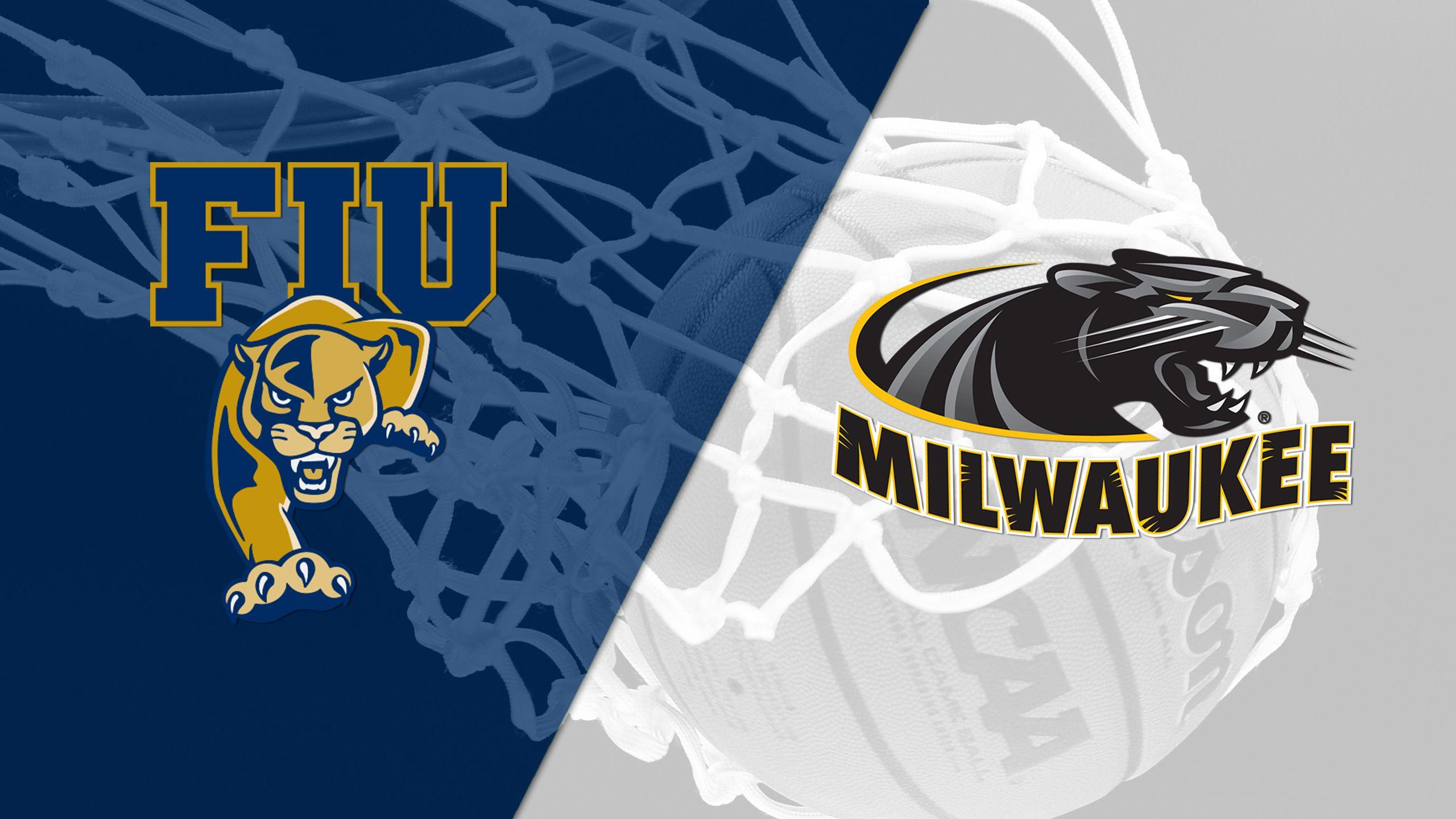 Florida International vs. Milwaukee (M Basketball)