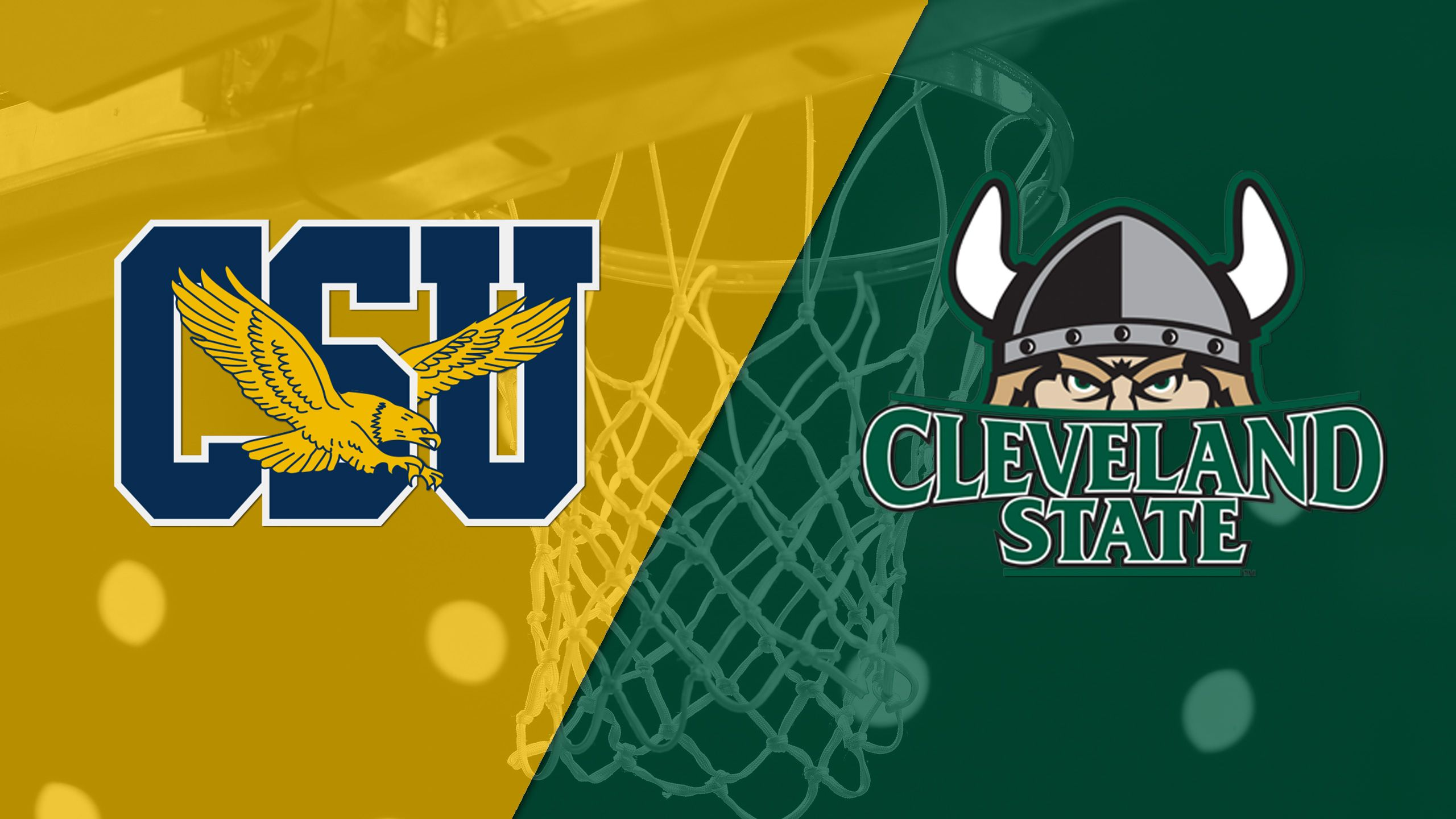 Coppin State vs. Cleveland State (M Basketball)