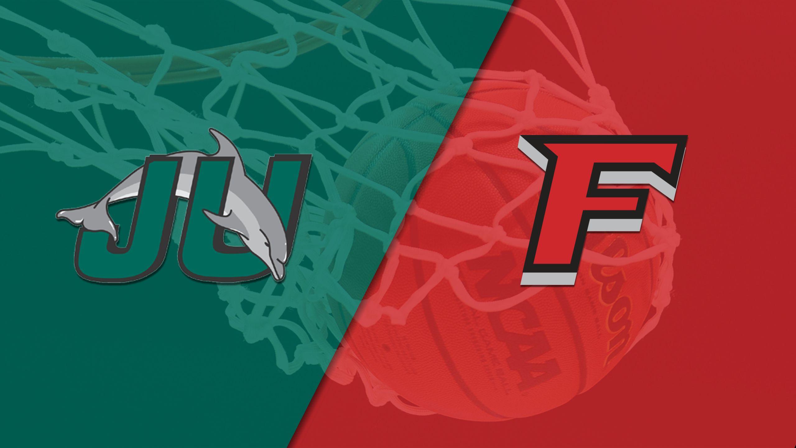Jacksonville vs. Fairfield (M Basketball)