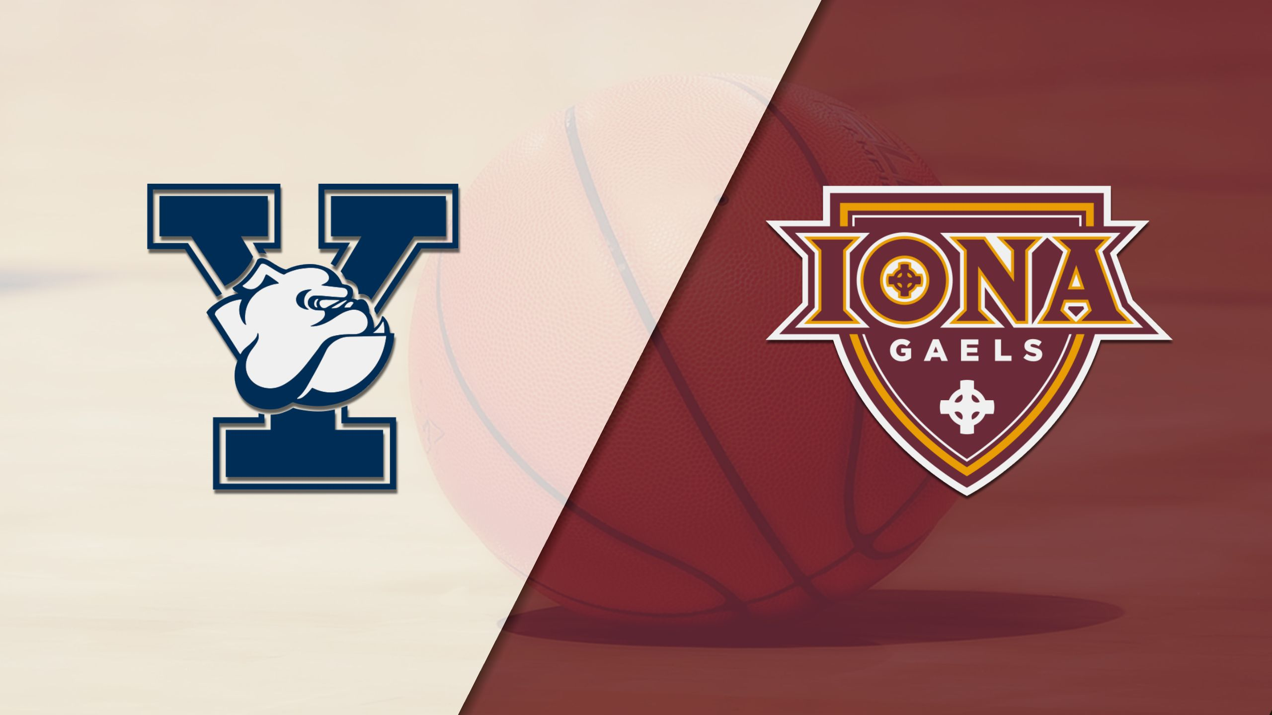 Yale vs. Iona (M Basketball)