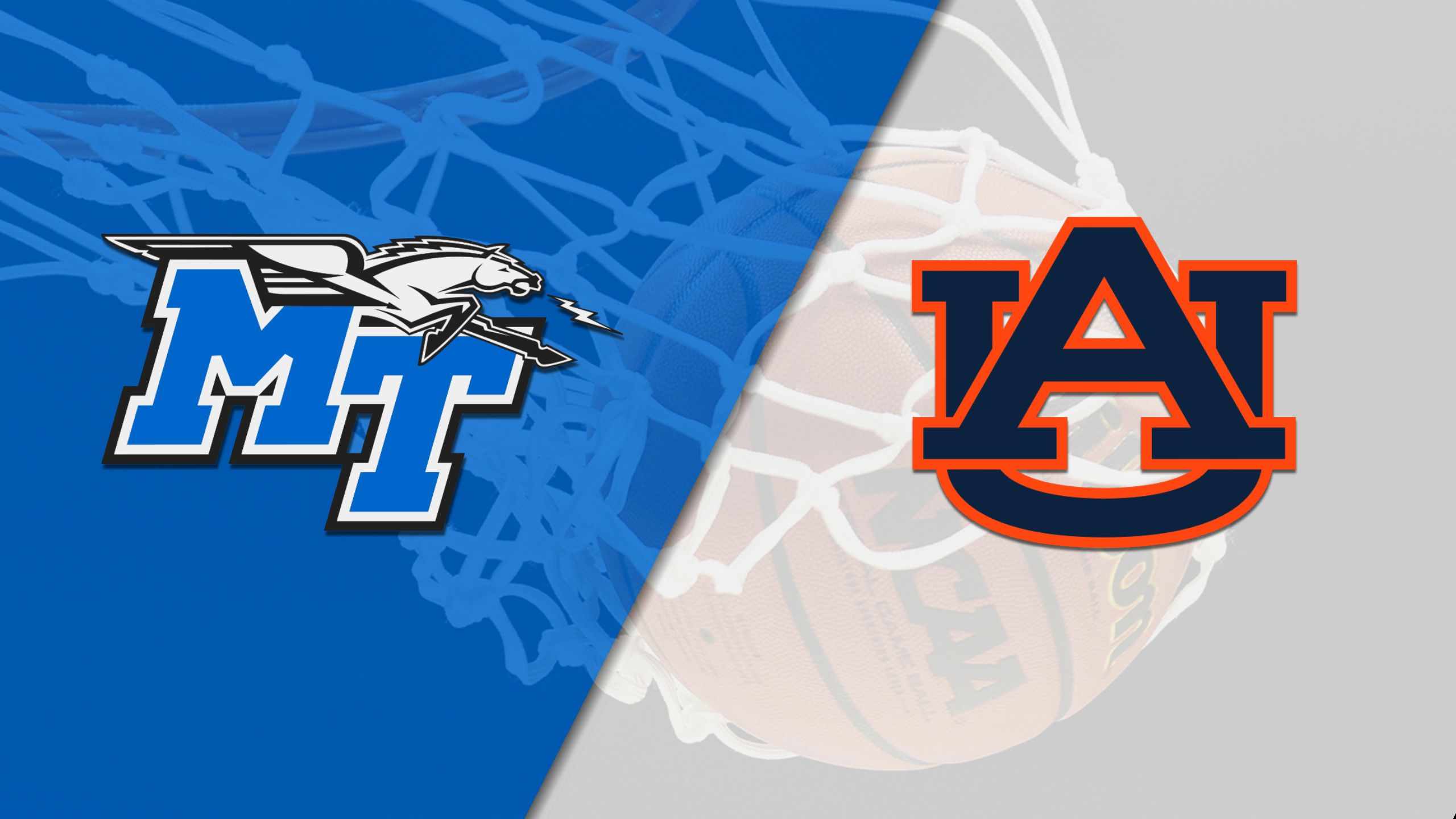 Middle Tennessee vs. Auburn (M Basketball)