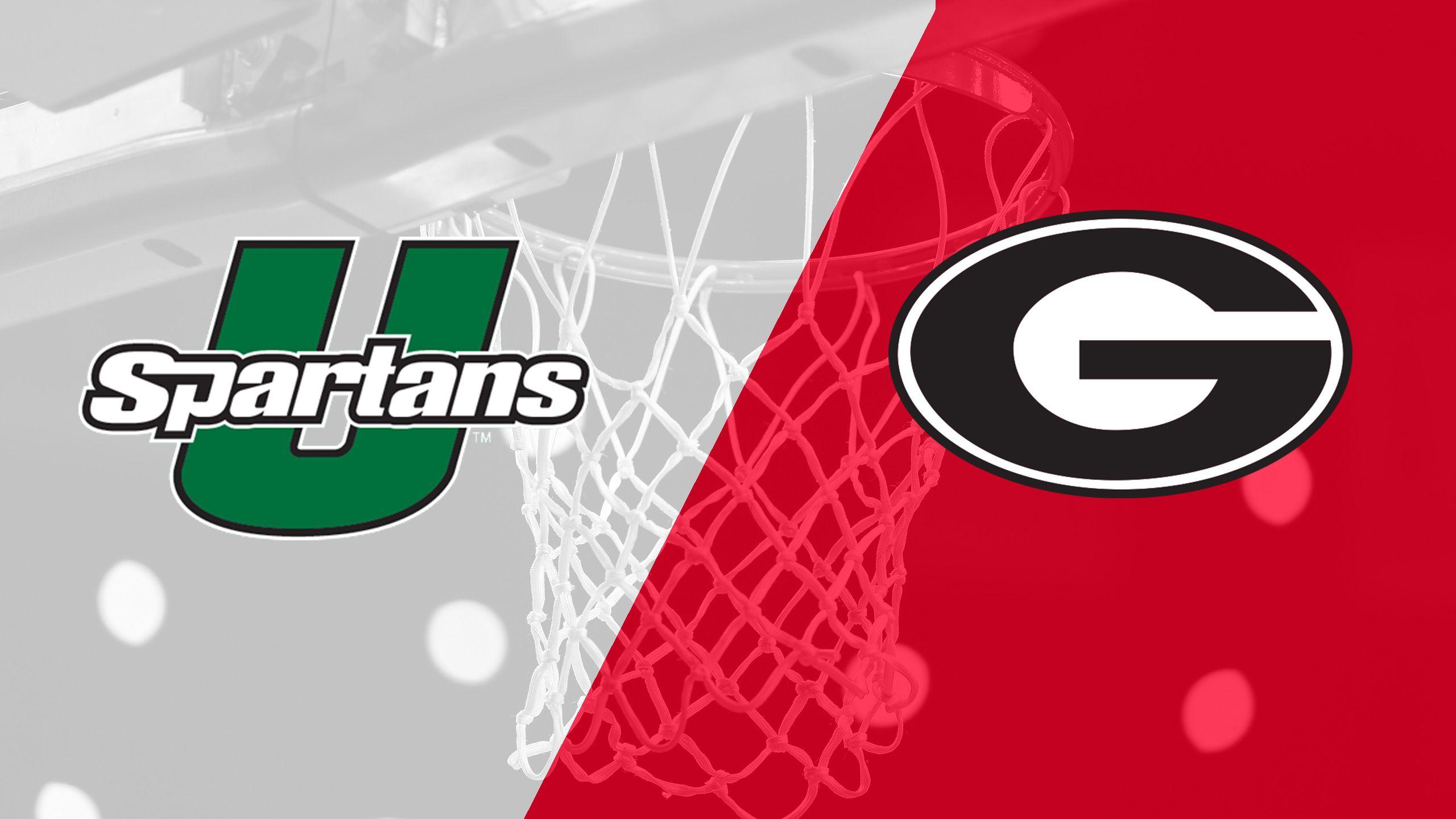 USC - Upstate vs. Georgia (M Basketball)