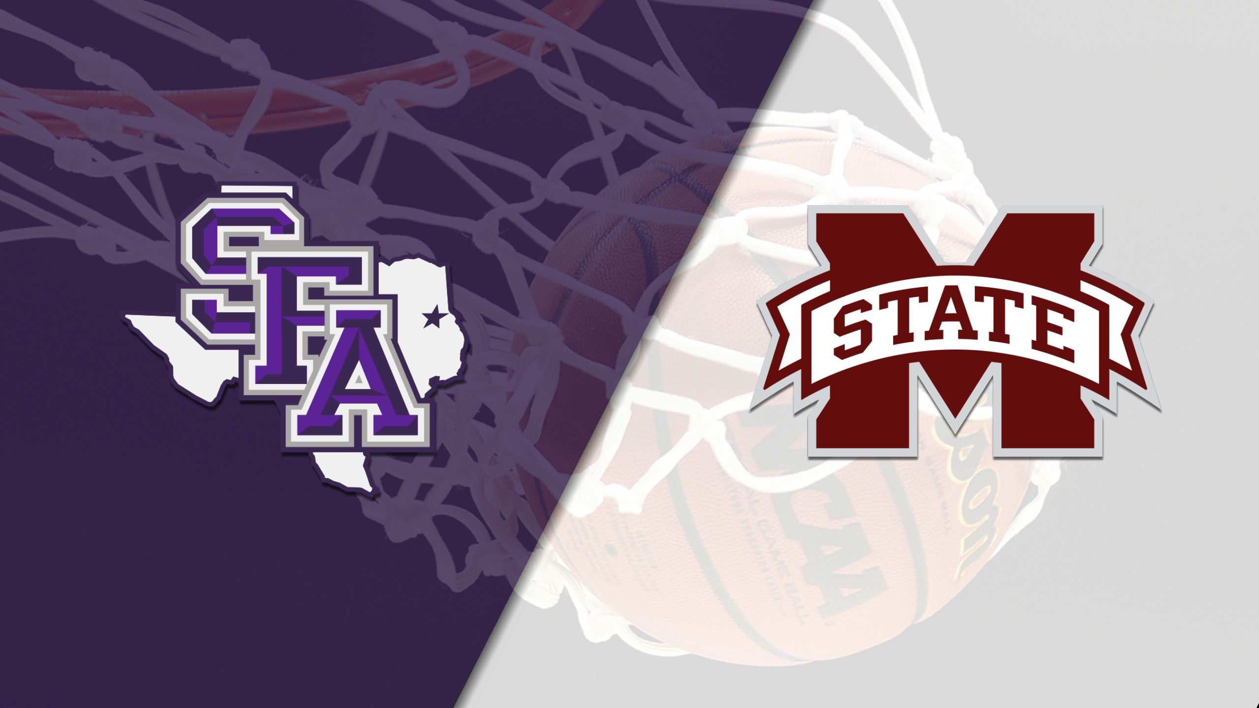 Stephen F. Austin vs. Mississippi State (M Basketball)