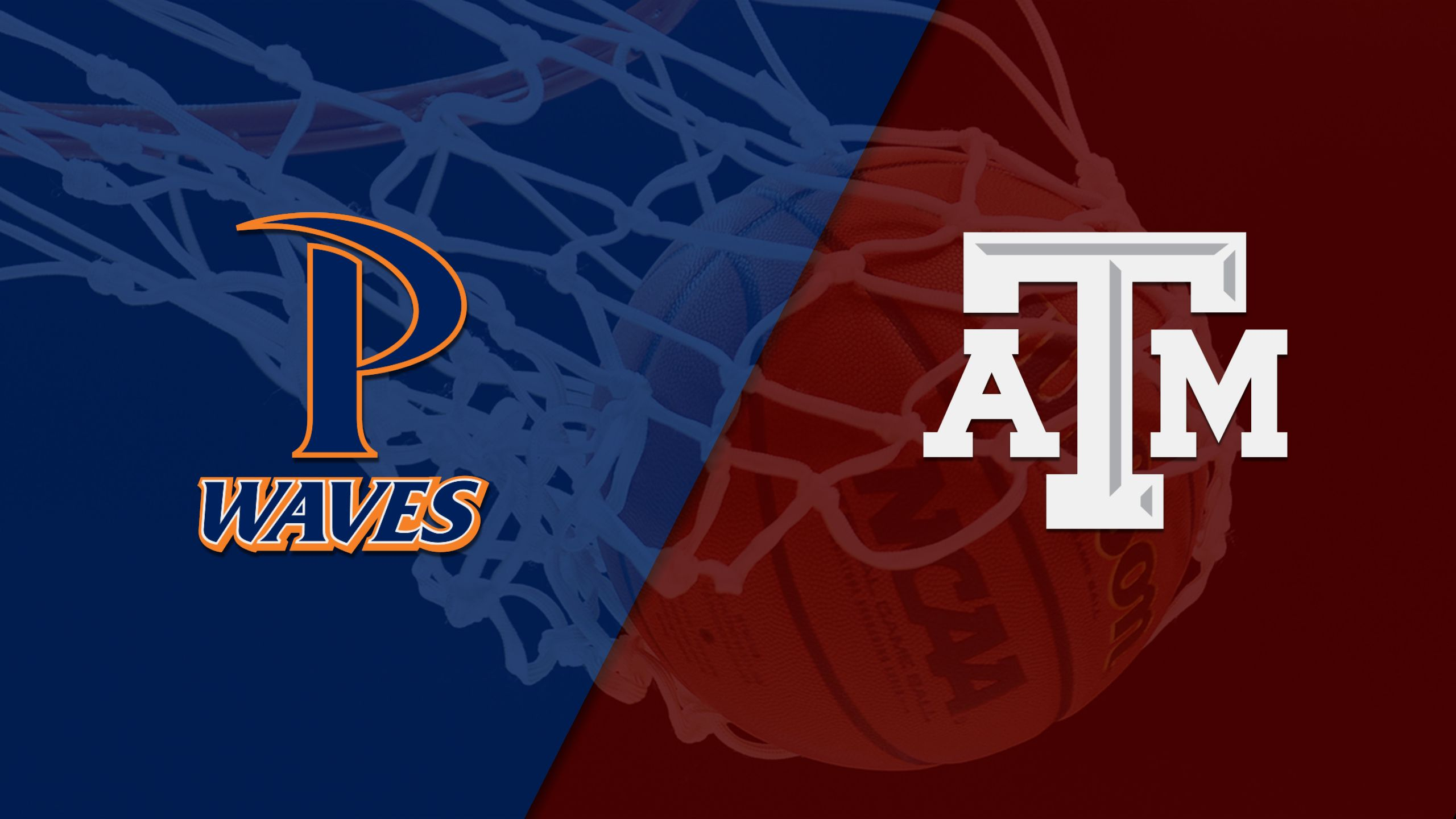 Pepperdine vs. #16 Texas A&M (M Basketball)