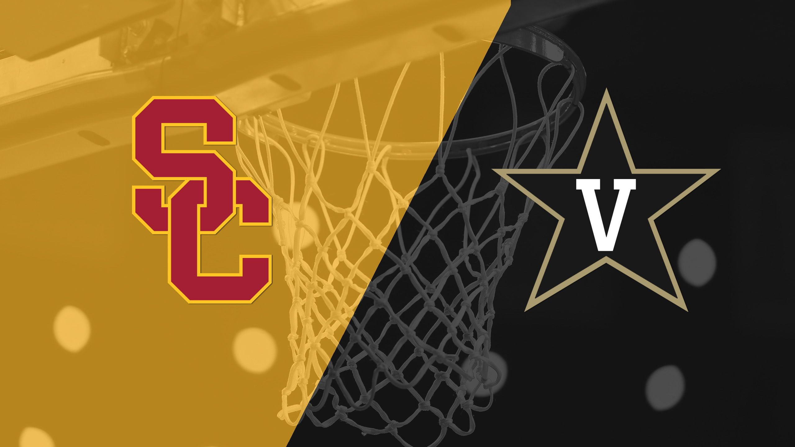 #10 USC vs. Vanderbilt (M Basketball)