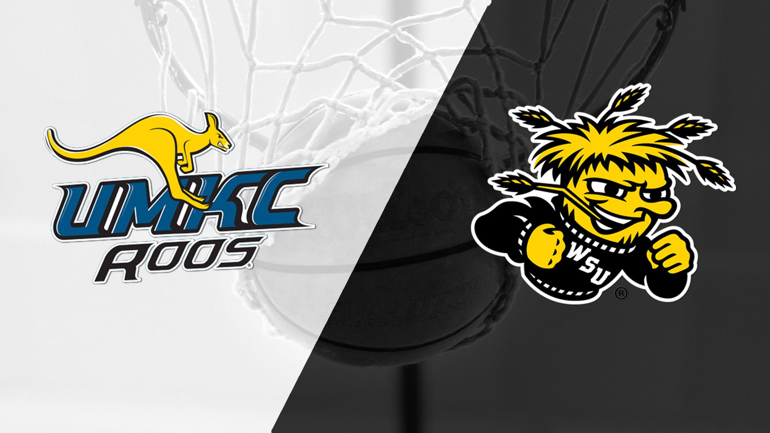 UMKC vs. #7 Wichita State (M Basketball)