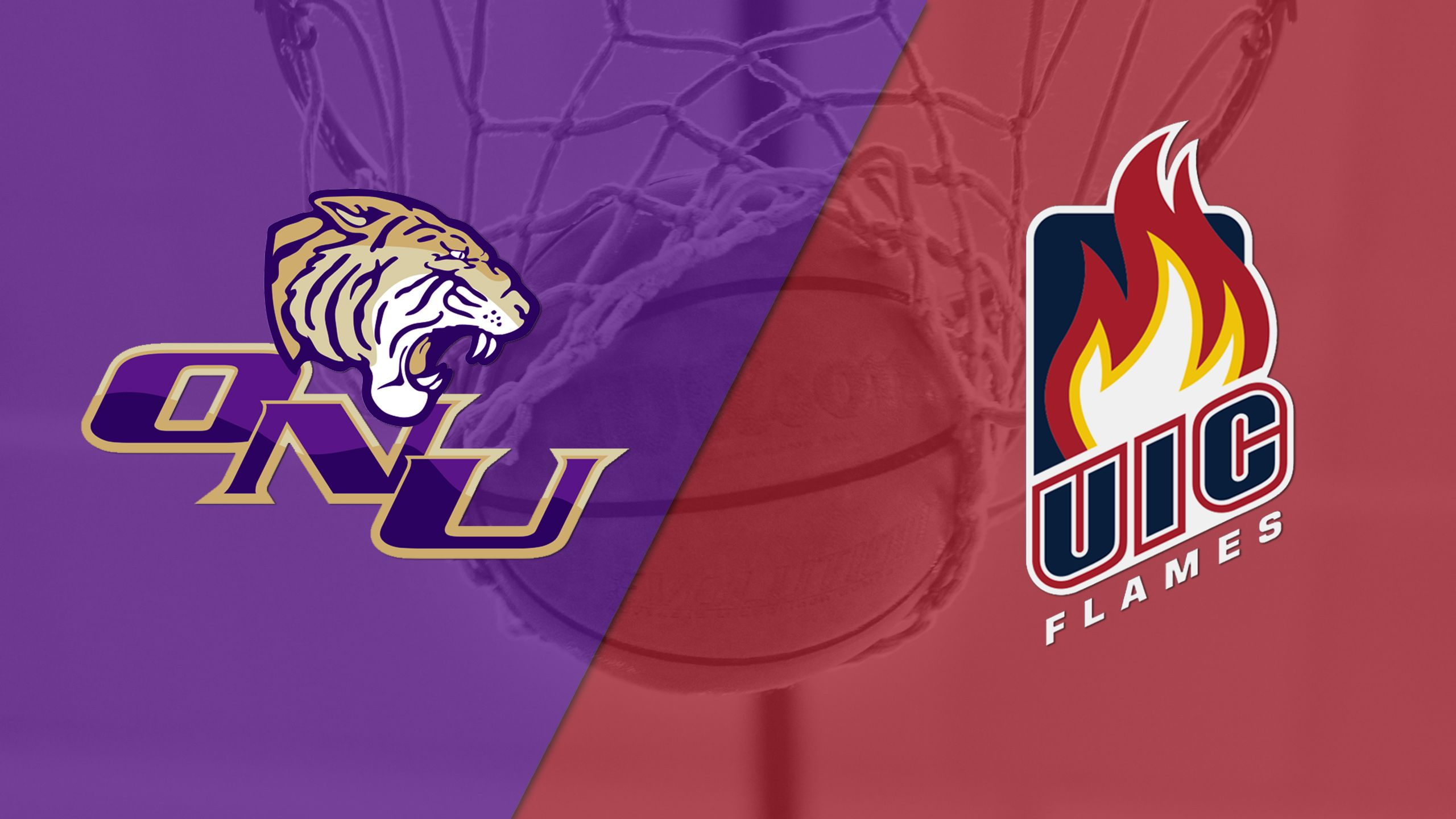 Olivet Nazarene vs. UIC (Exhibition) (M Basketball)