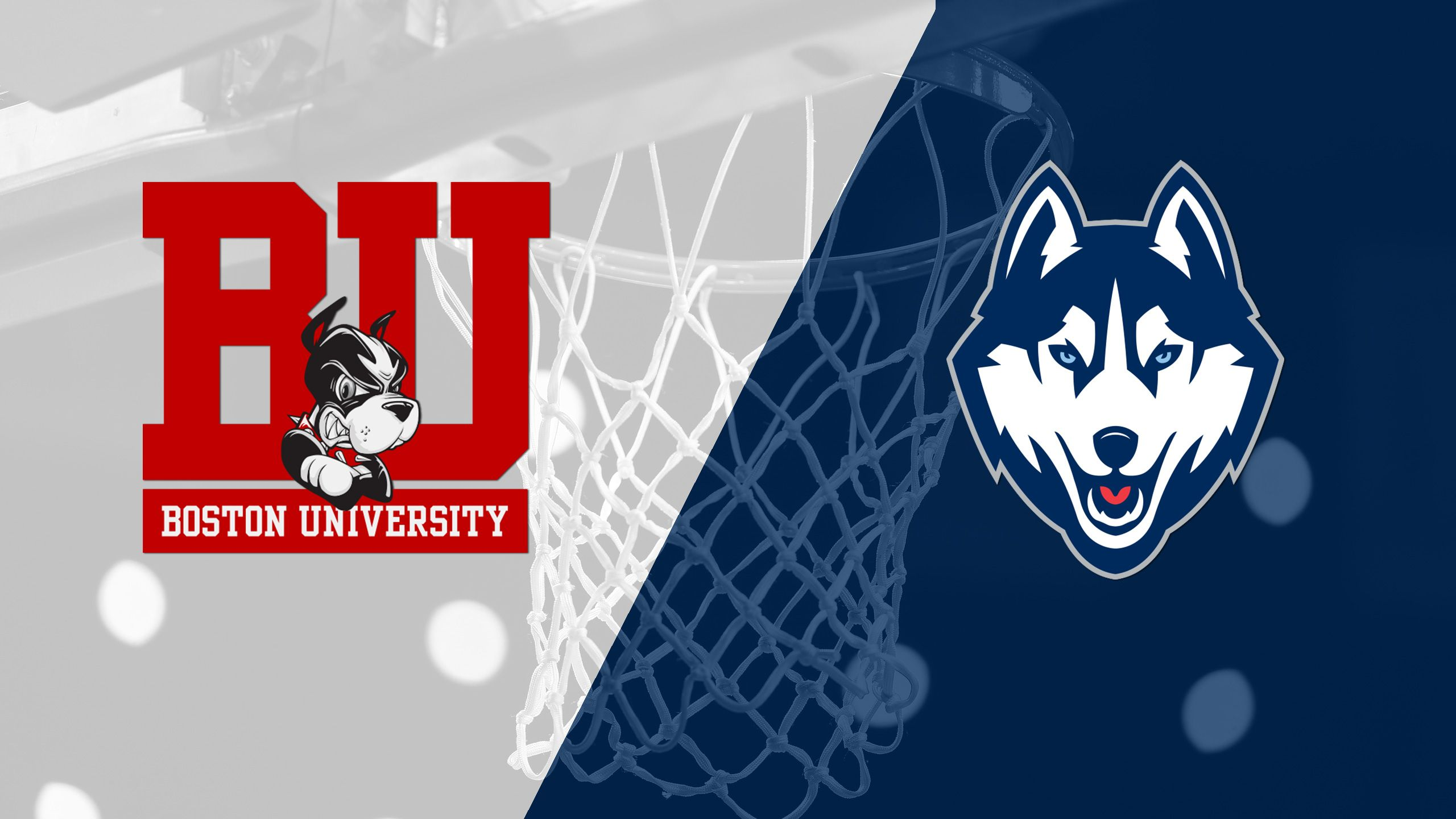 Boston University vs. Connecticut (M Basketball)