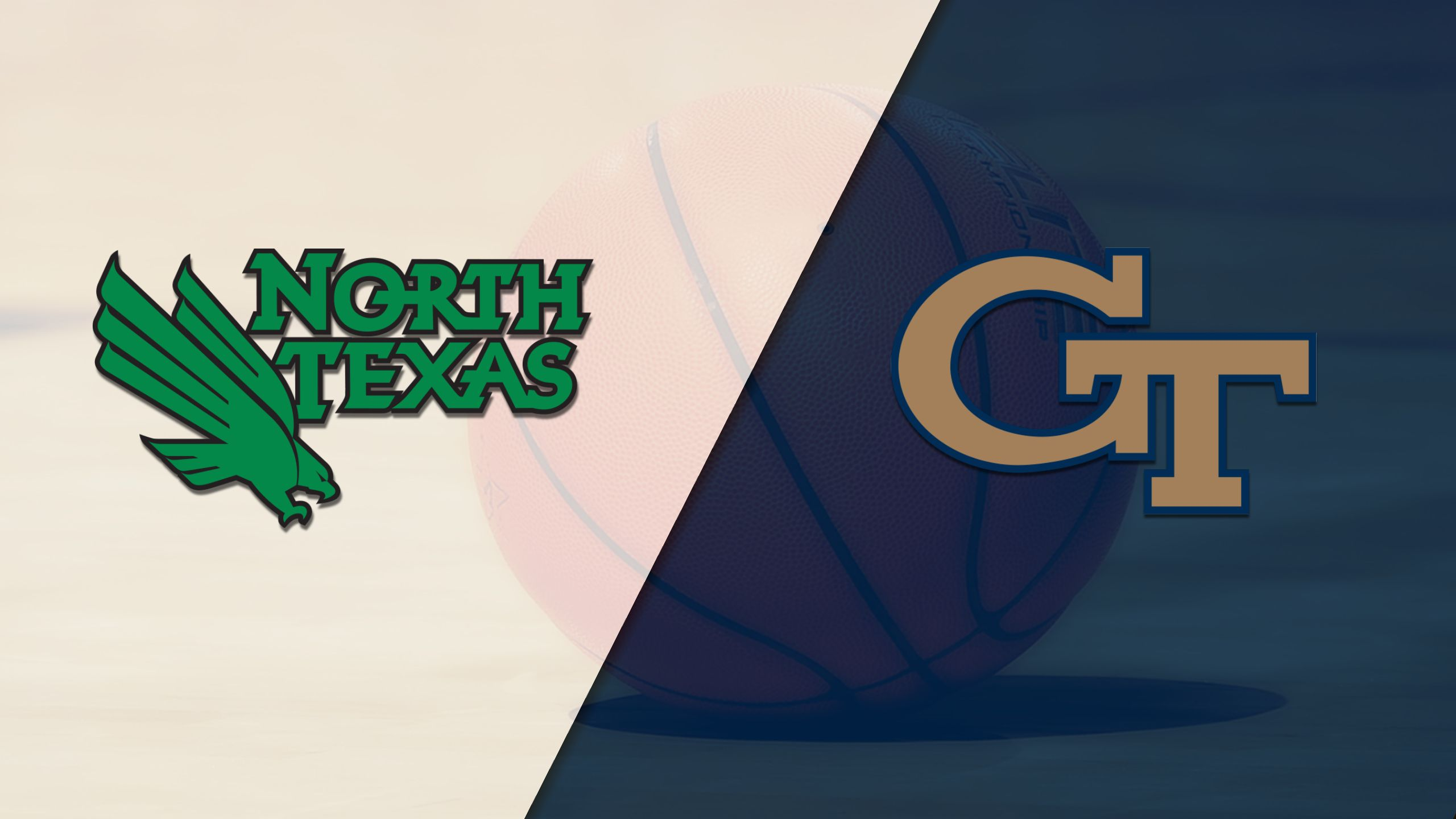 North Texas vs. Georgia Tech (M Basketball)