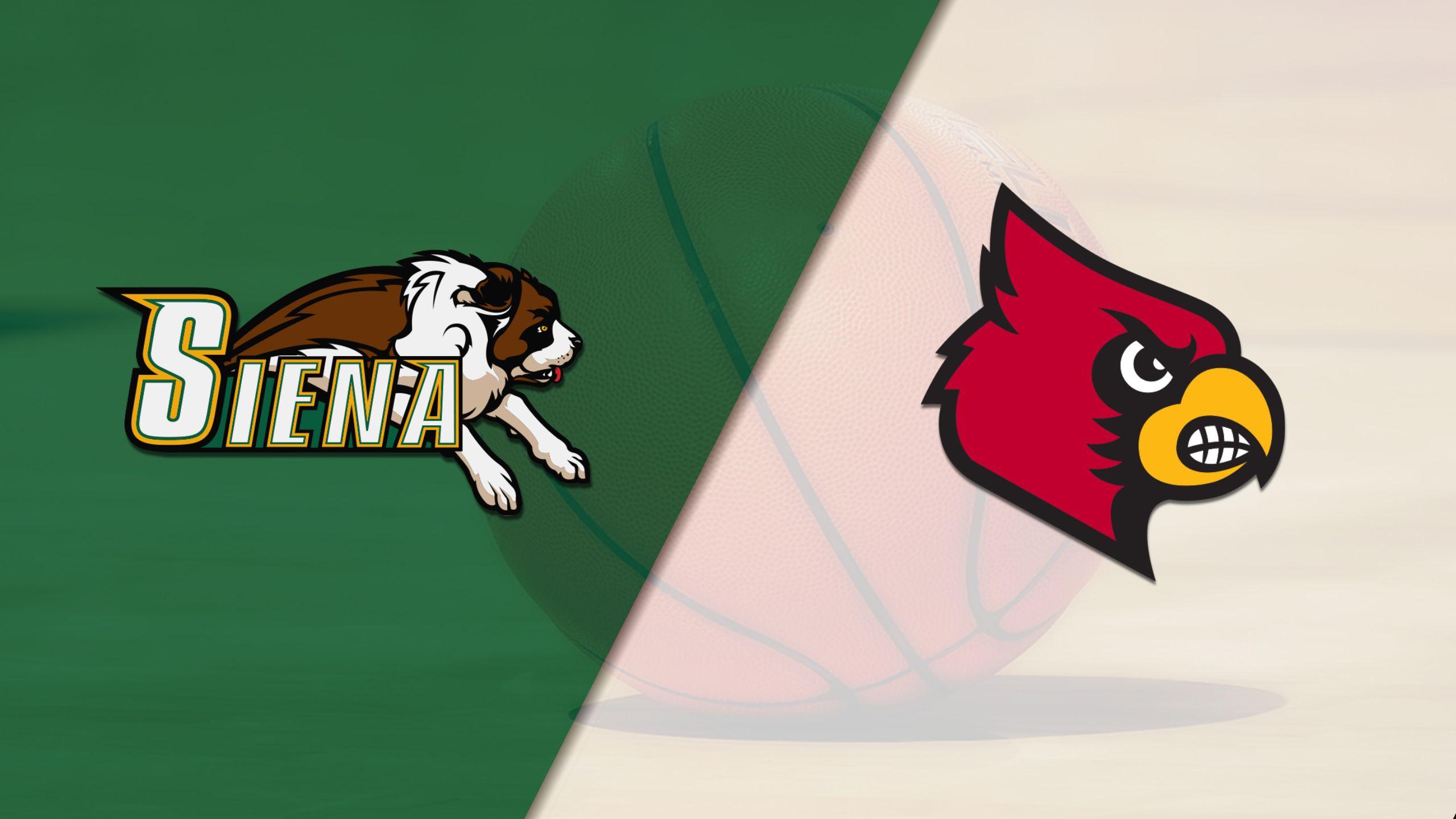 Siena vs. Louisville (M Basketball)