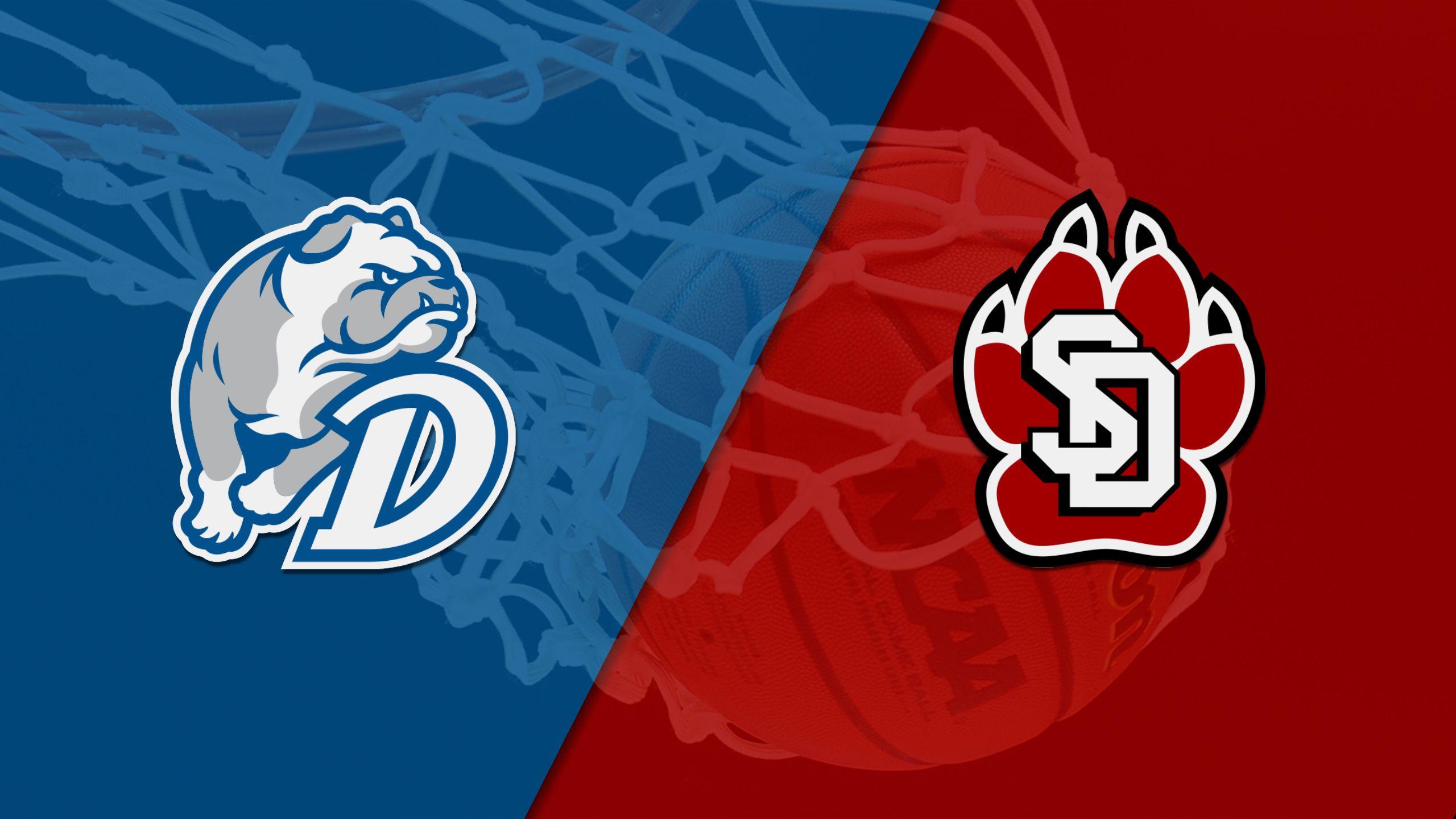 Drake vs. South Dakota (M Basketball)