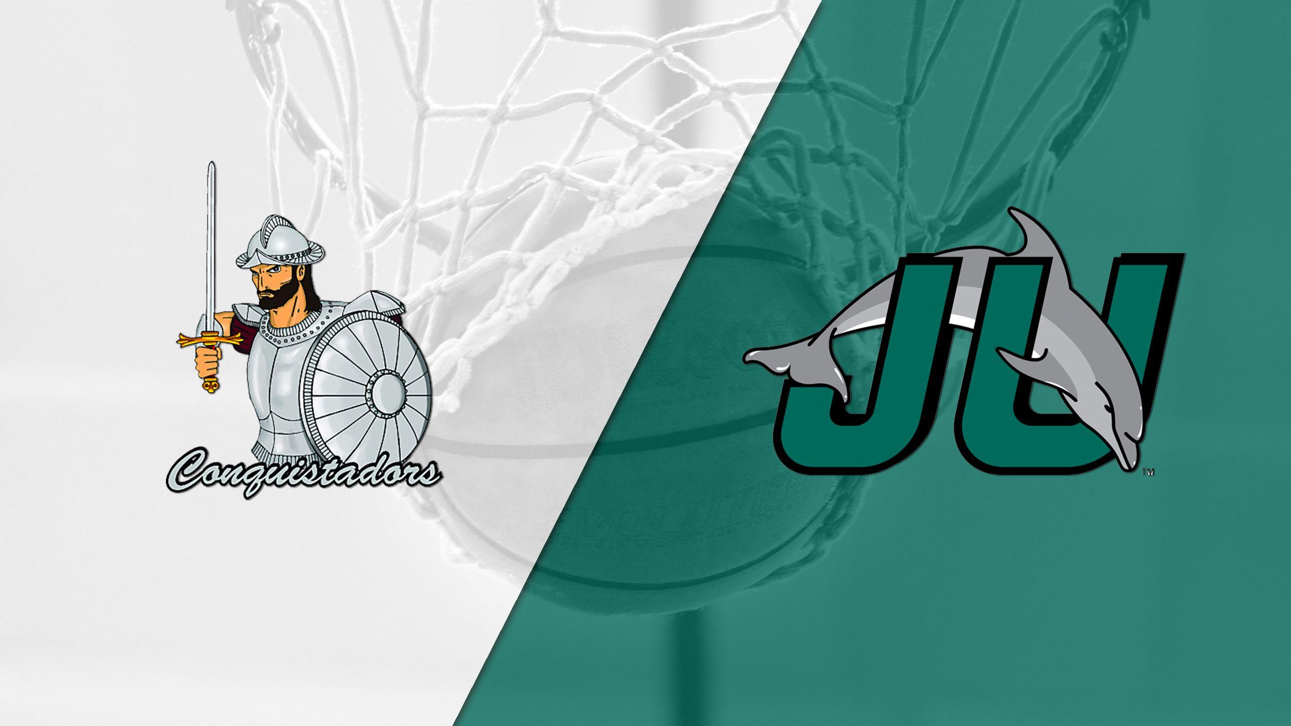 Florida National vs. Jacksonville (M Basketball)