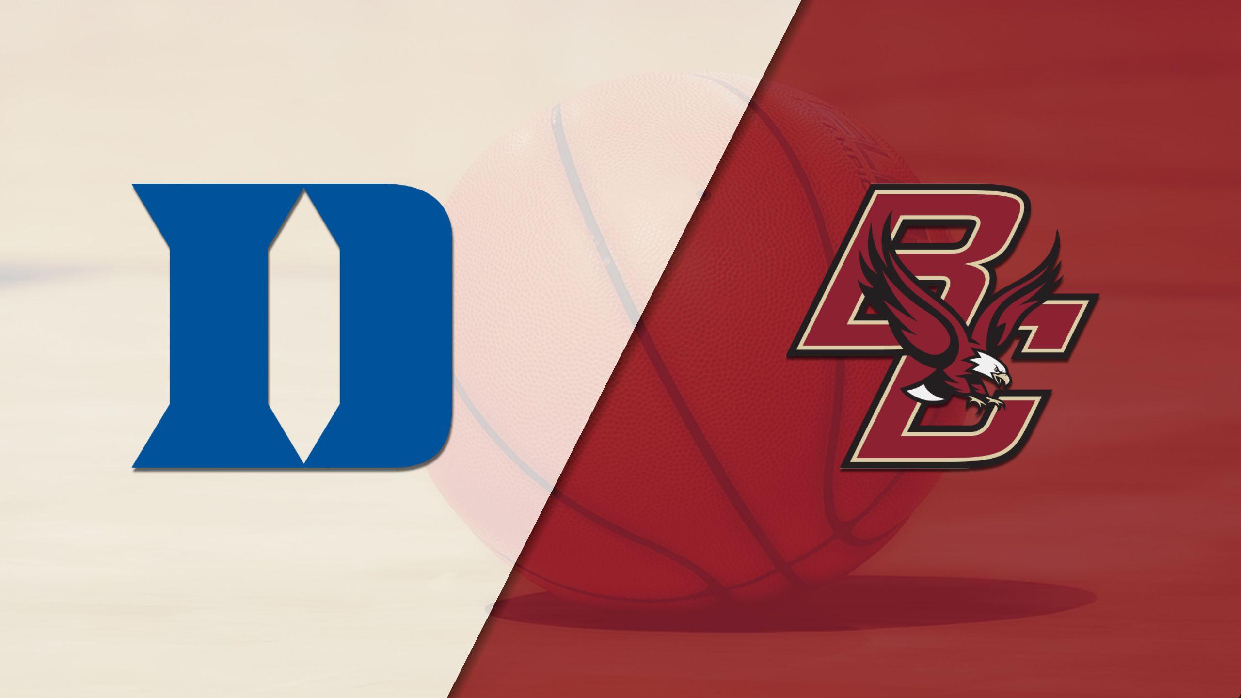 Duke vs. Boston College (M Basketball)
