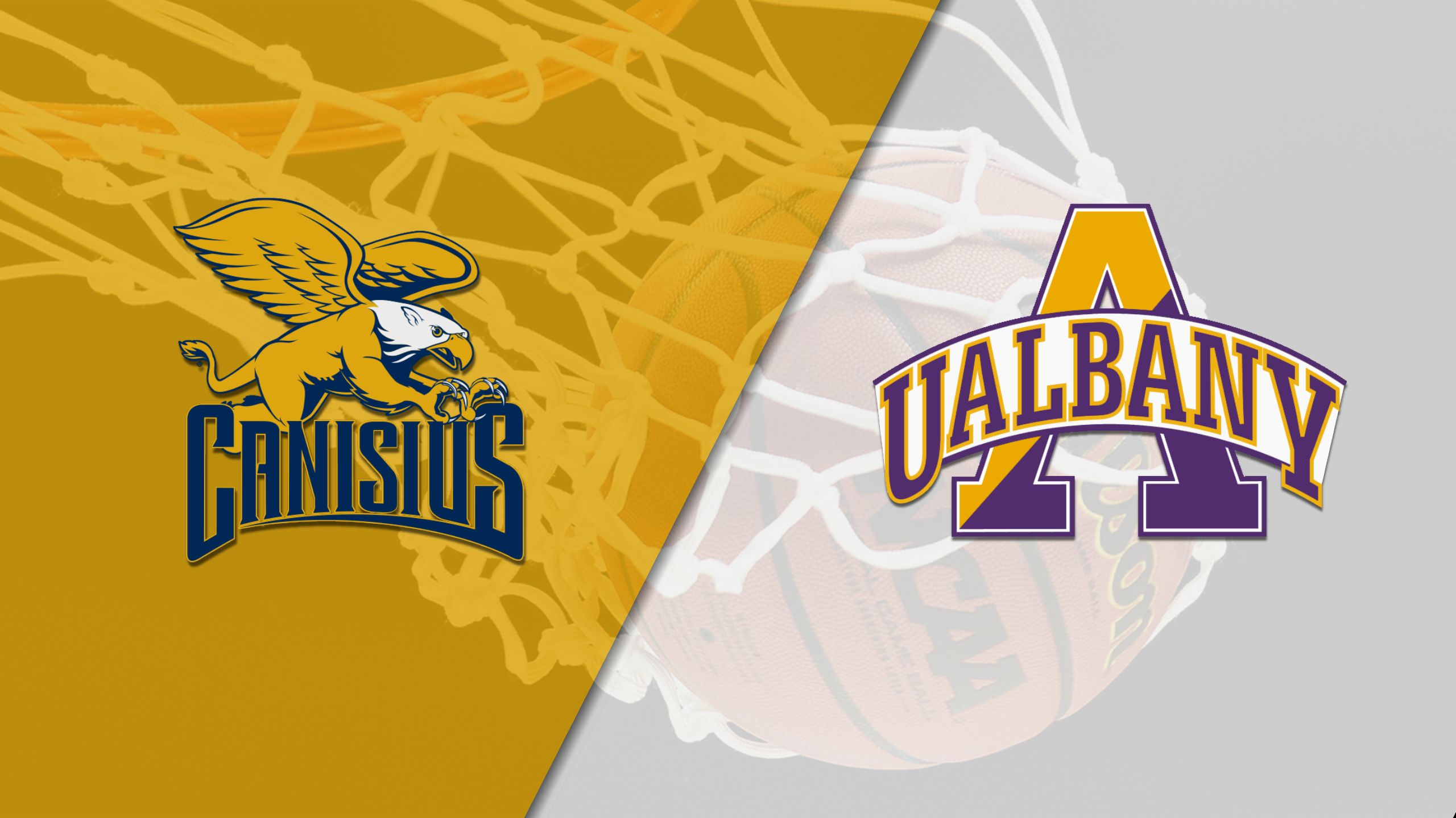 Canisius vs. Albany (M Basketball)