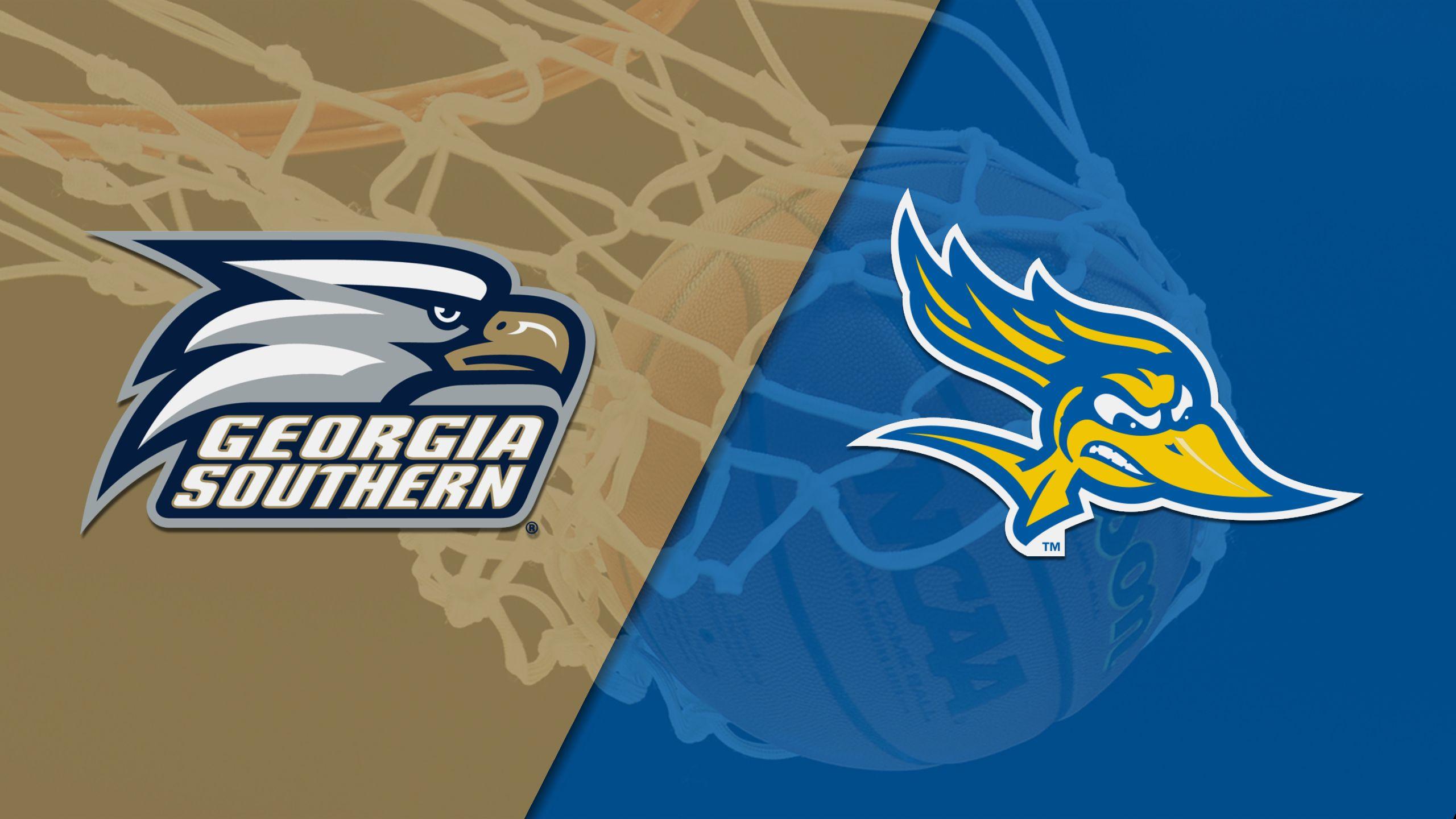 Georgia Southern vs. CSU Bakersfield (M Basketball)