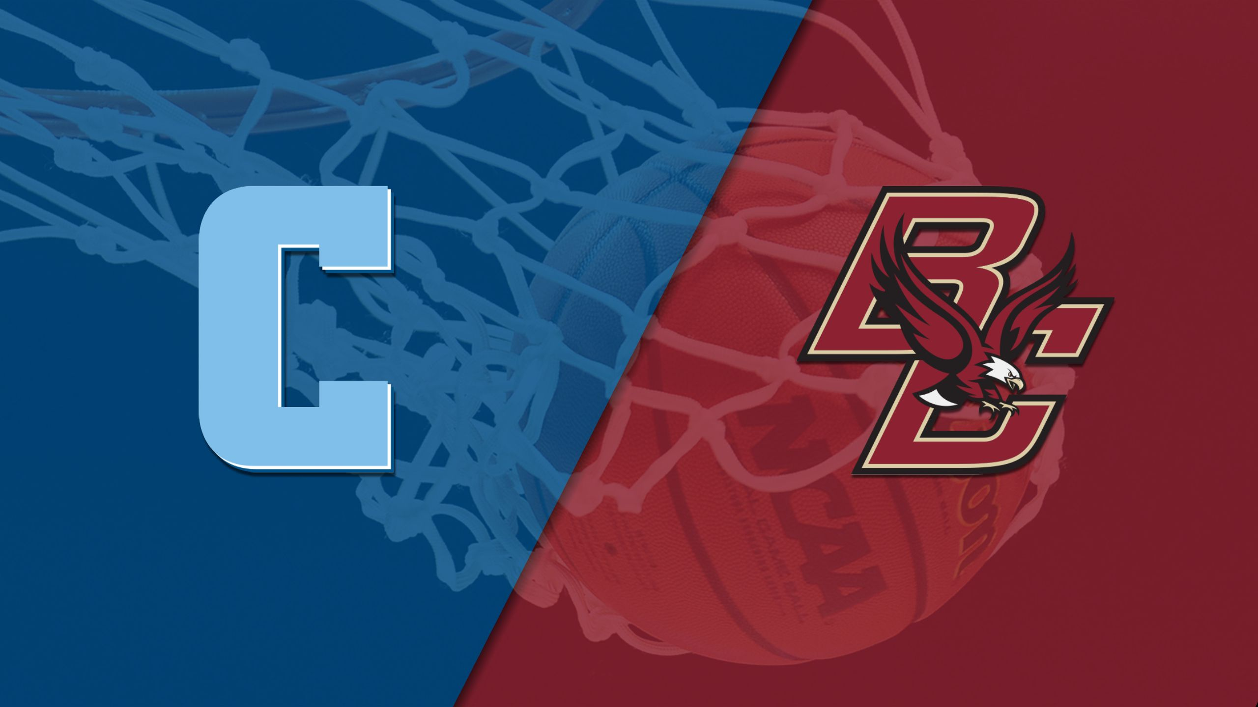 Columbia vs. Boston College (M Basketball)