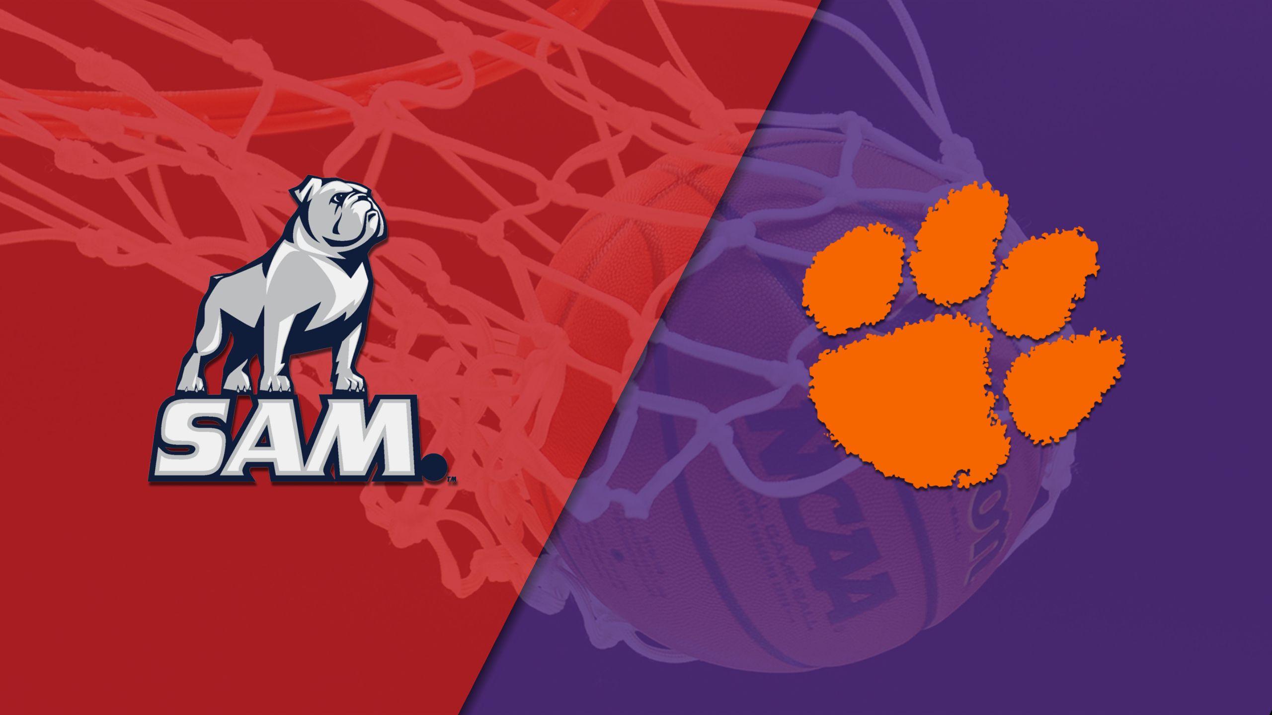 Samford vs. Clemson (M Basketball)