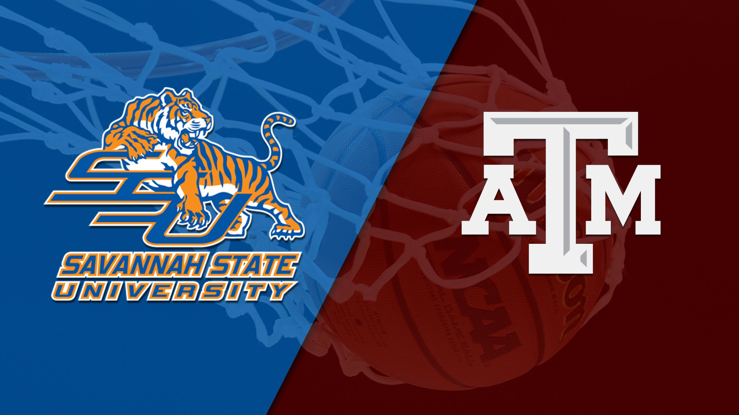 Savannah State vs. #9 Texas A&M (M Basketball)
