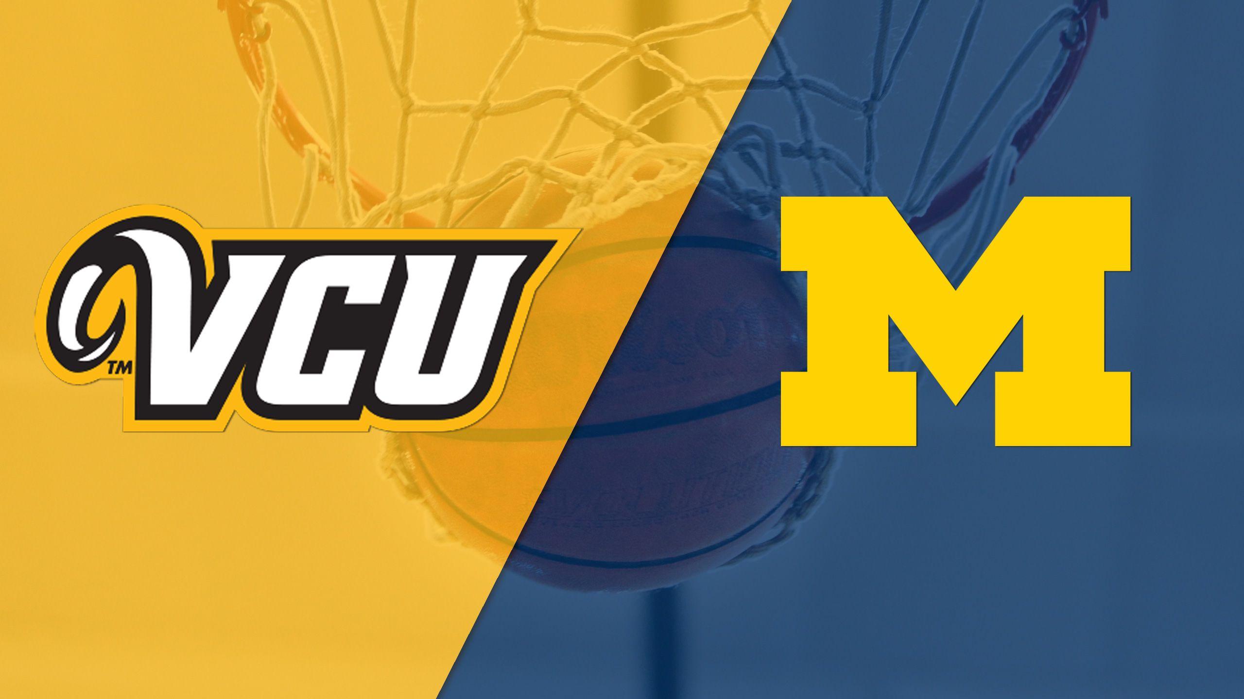 Above the Rim - VCU vs. Michigan (5th Place Game) (Maui Invitational)