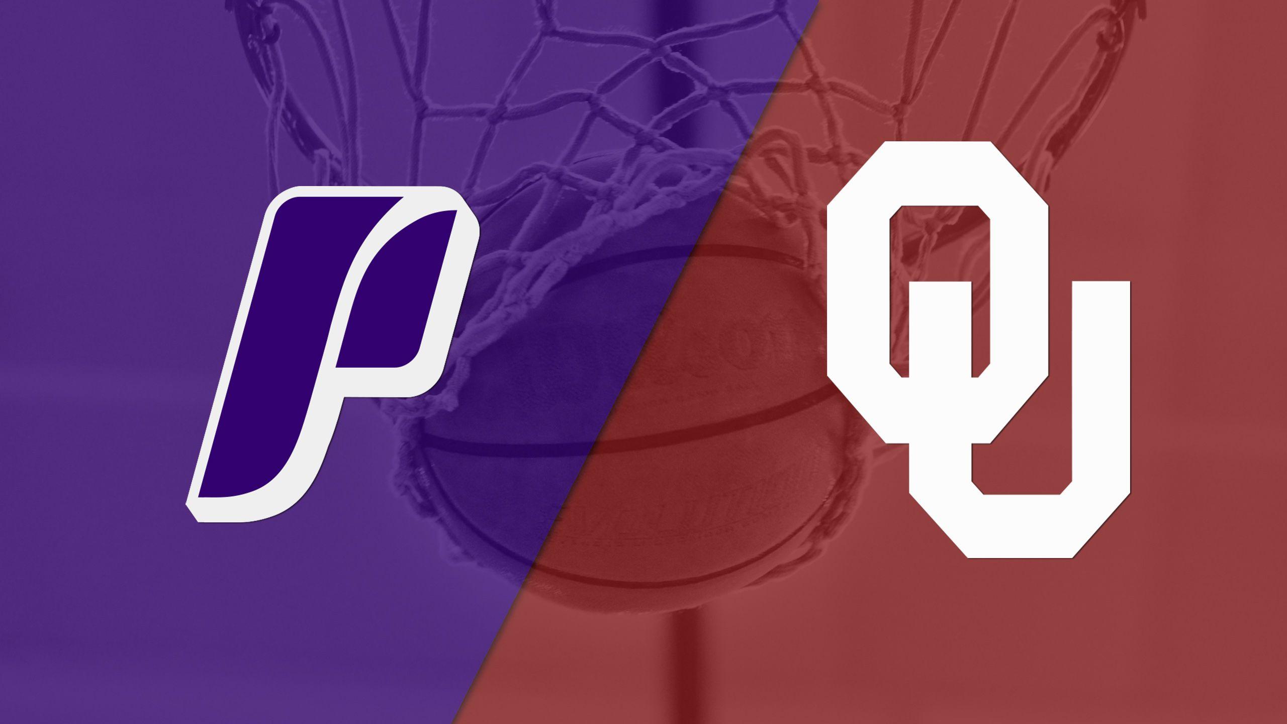 Above The Rim - Portland vs. Oklahoma (Consolation Round) (PK80)