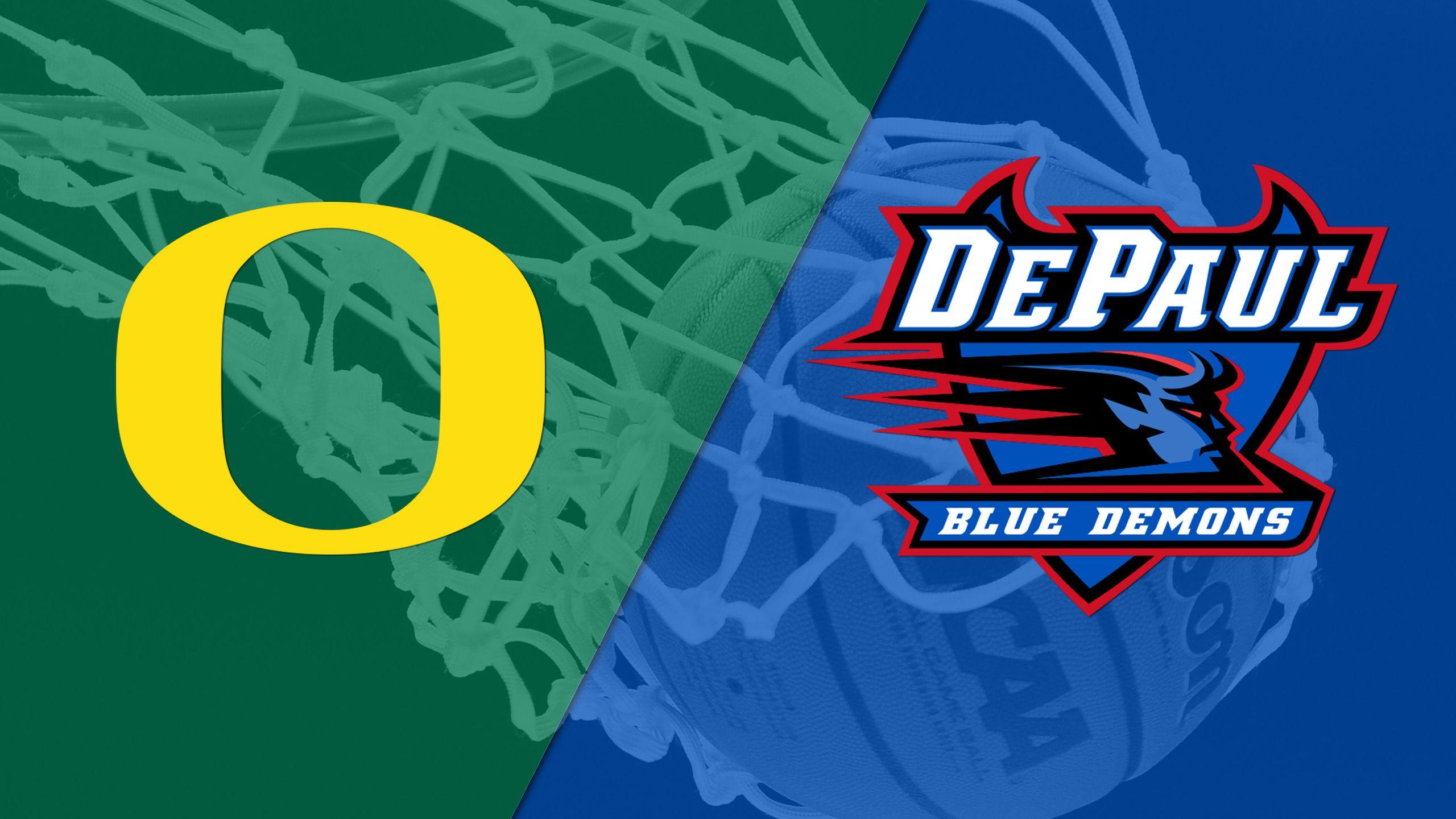 Above The Rim - Oregon vs. DePaul (Consolation Round) (PK80)
