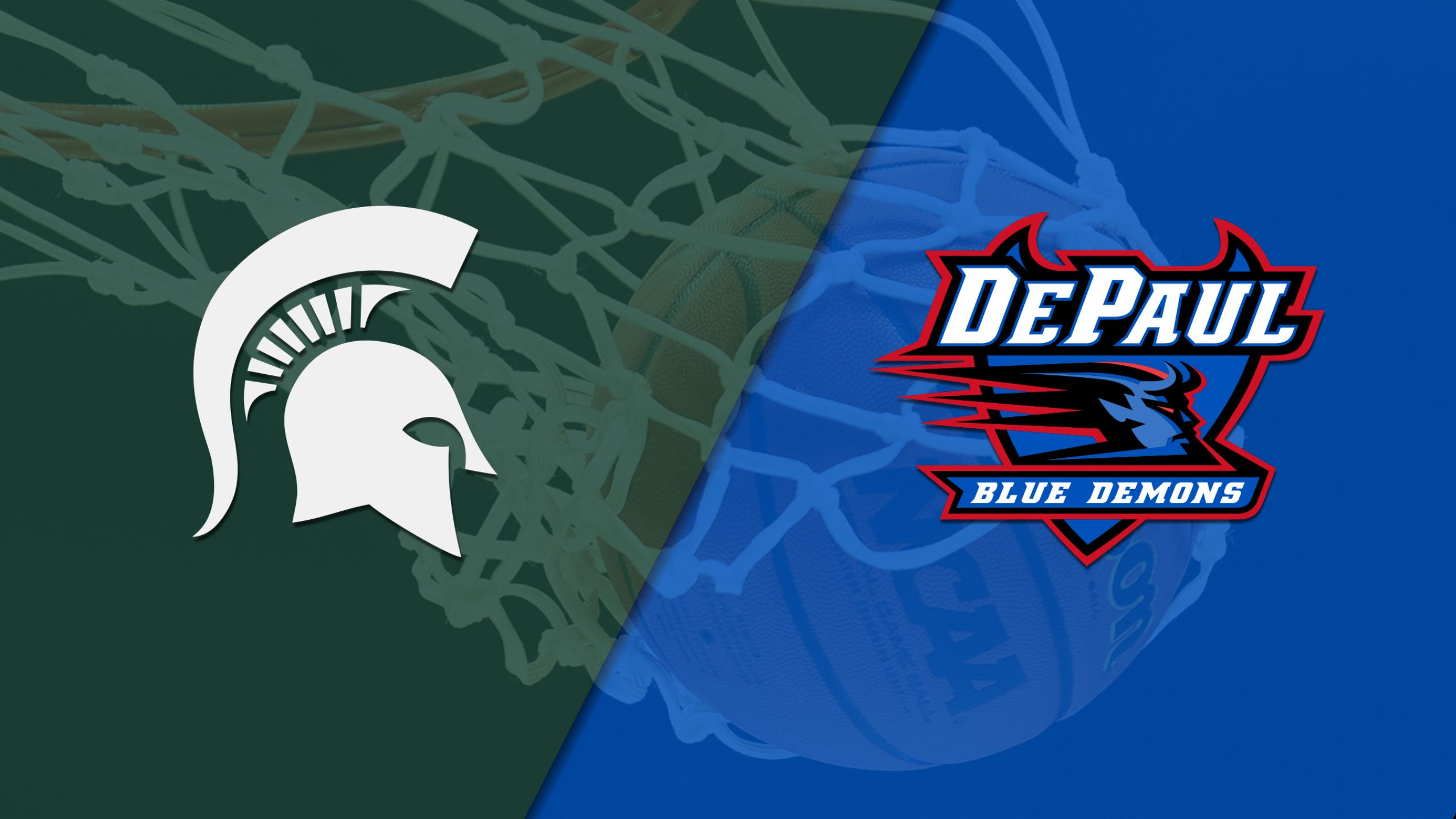 Above the Rim - #4 Michigan State vs. DePaul (PK80)
