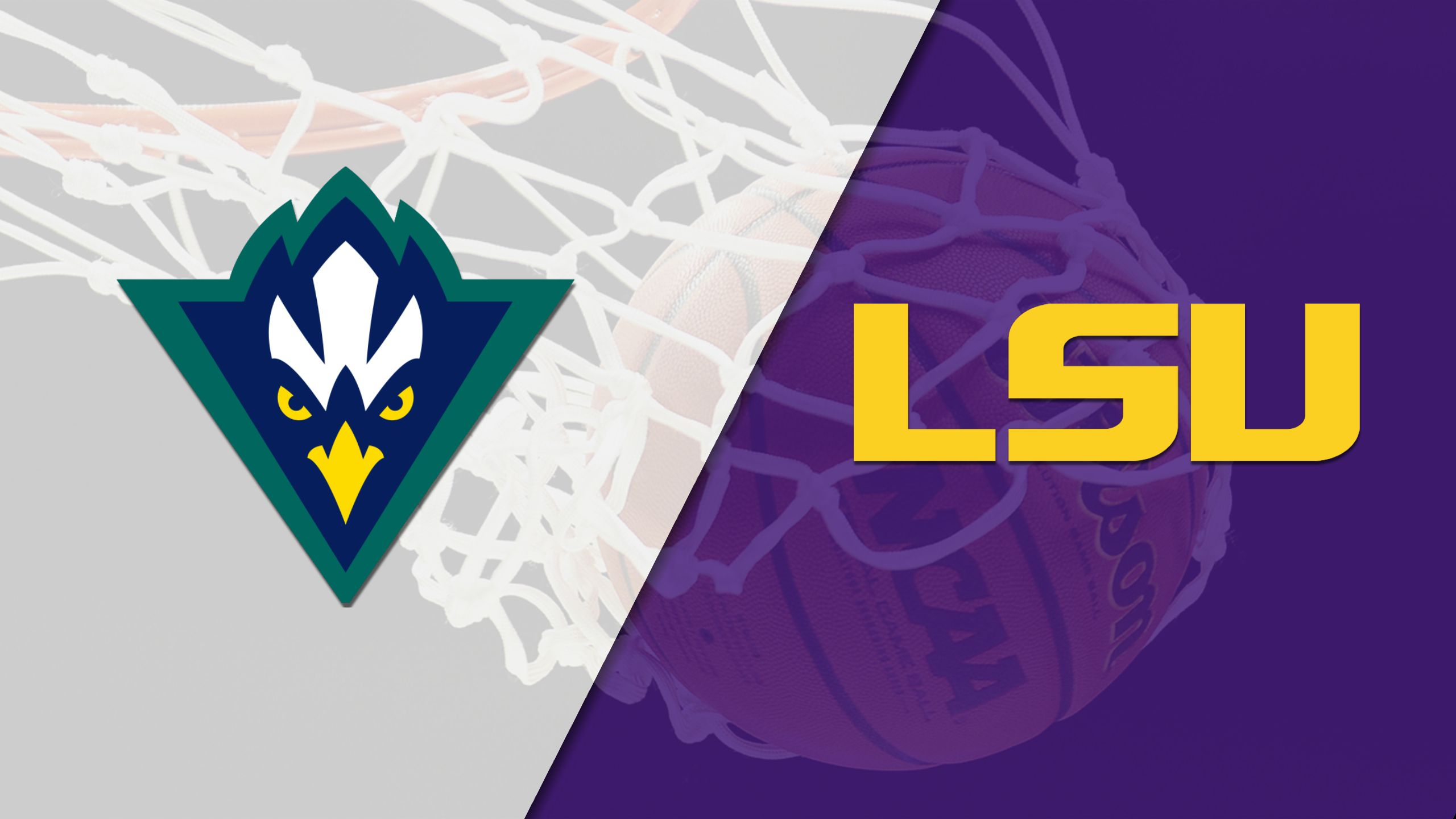 UNC-Wilmington vs. LSU (M Basketball)