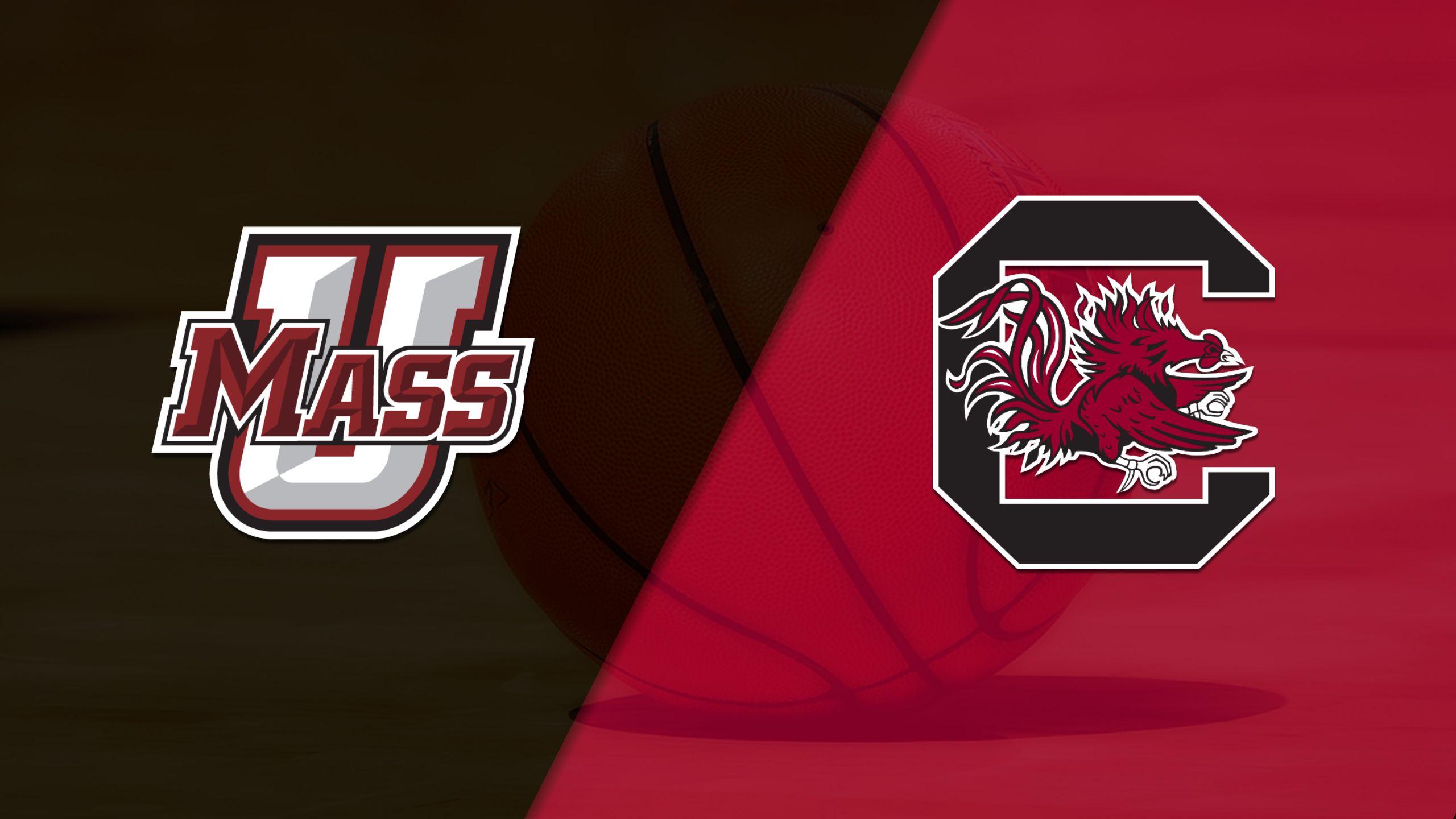 UMass vs. South Carolina (M Basketball)