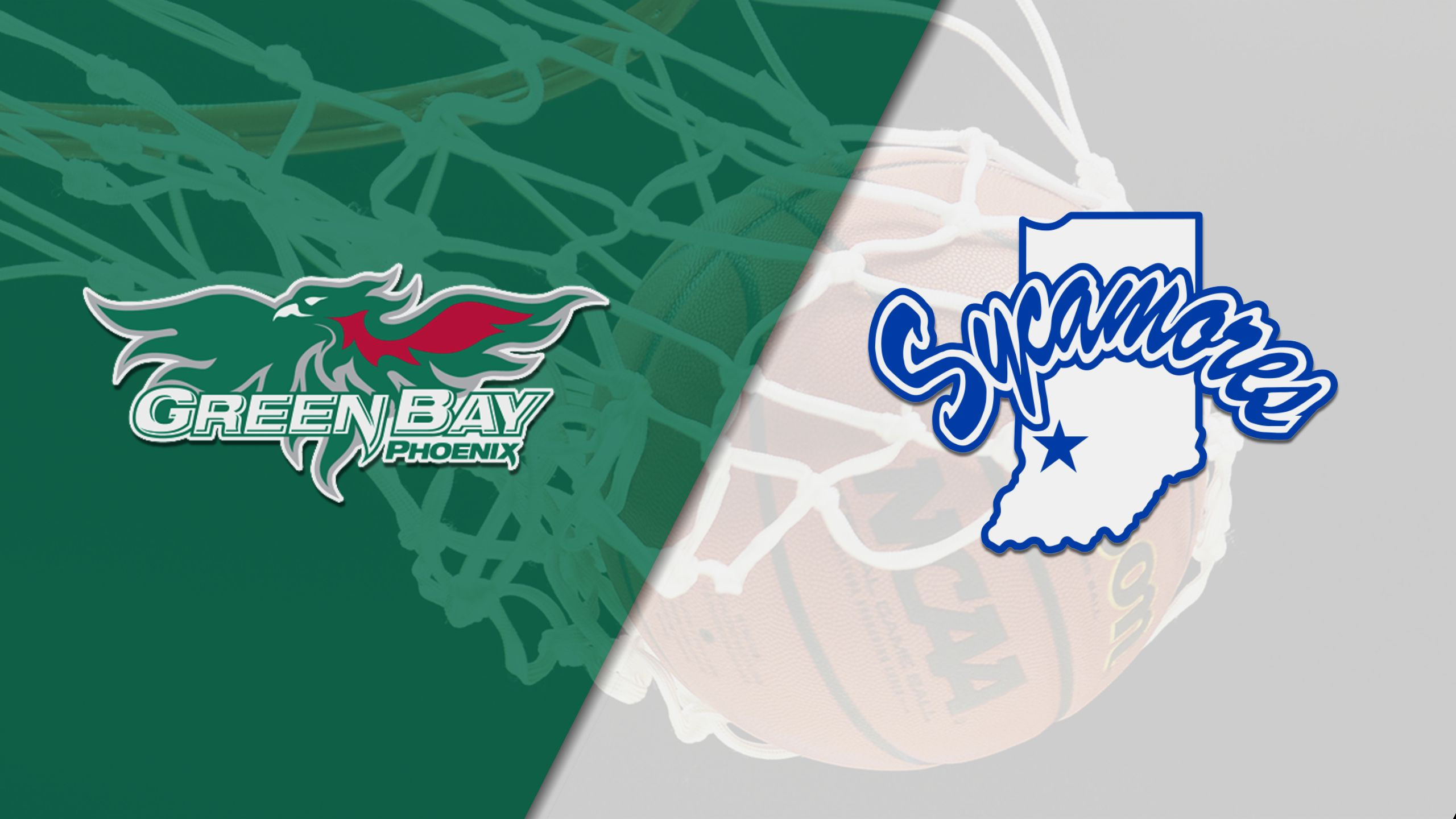 Green Bay vs. Indiana State (M Basketball)
