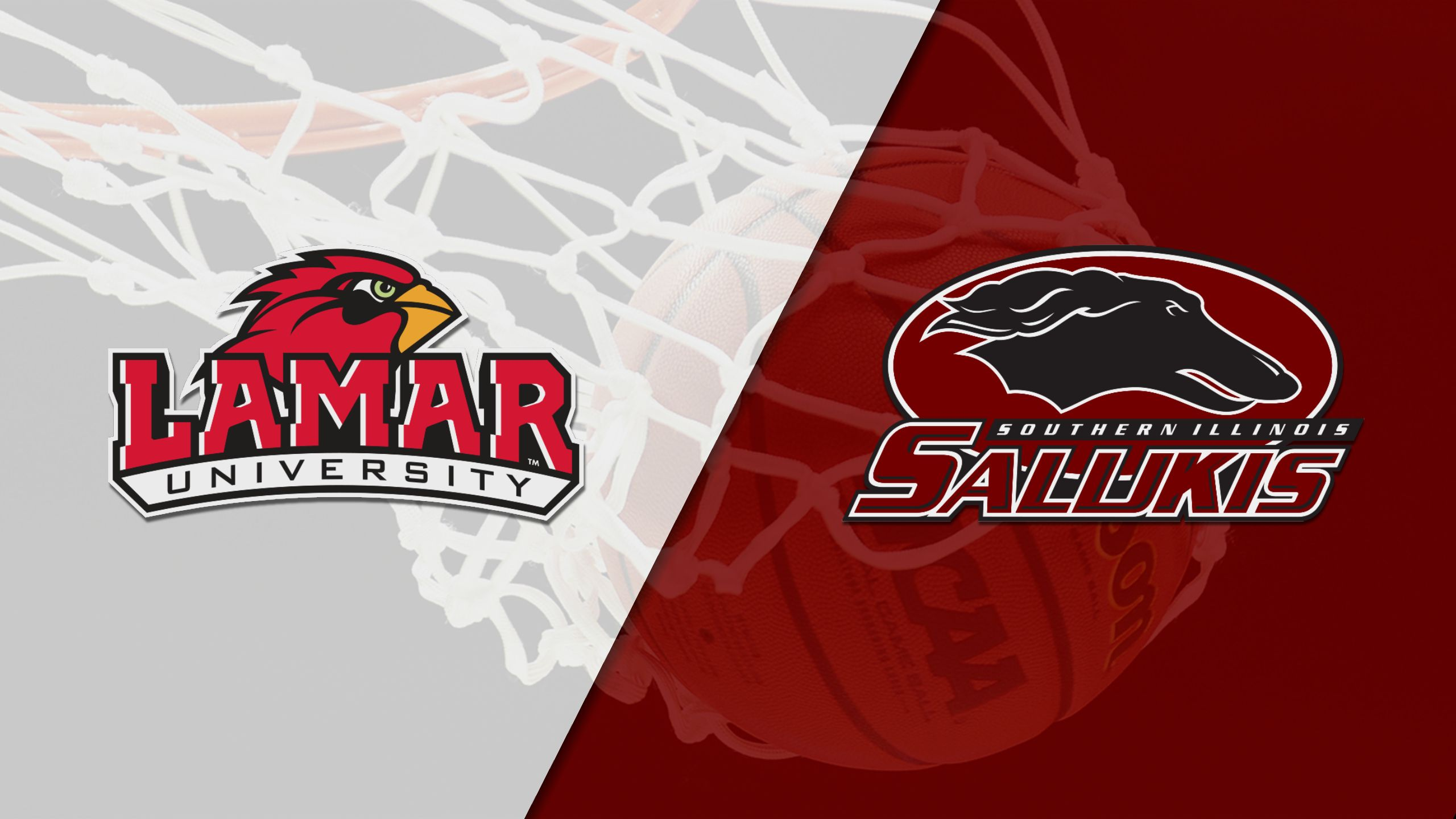 Lamar vs. Southern Illinois (M Basketball)
