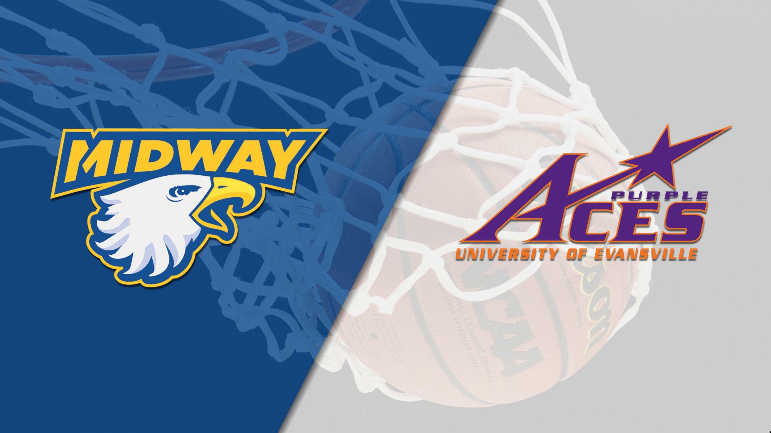 Midway vs. Evansville (M Basketball)