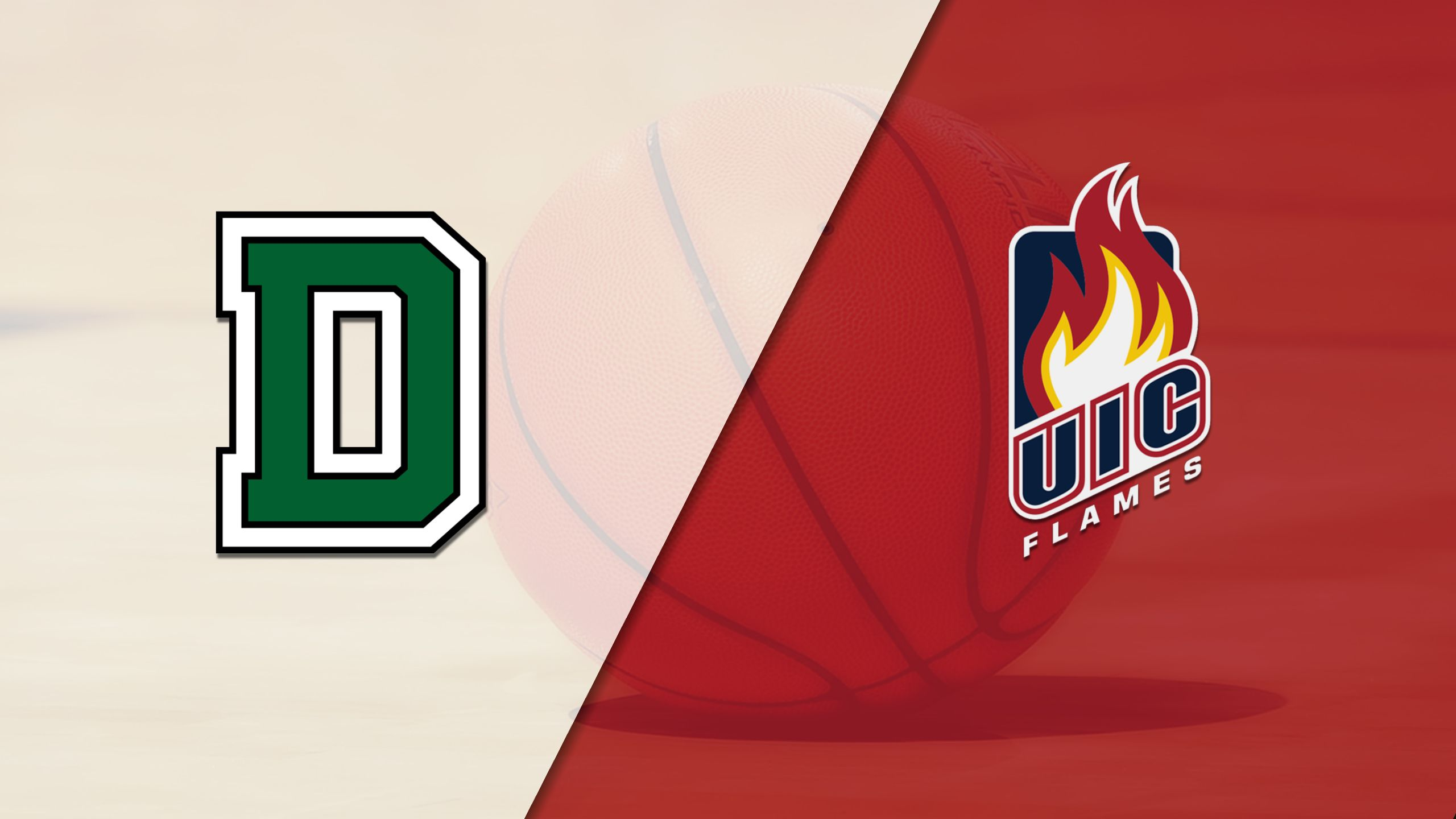 Dartmouth vs. UIC (M Basketball)