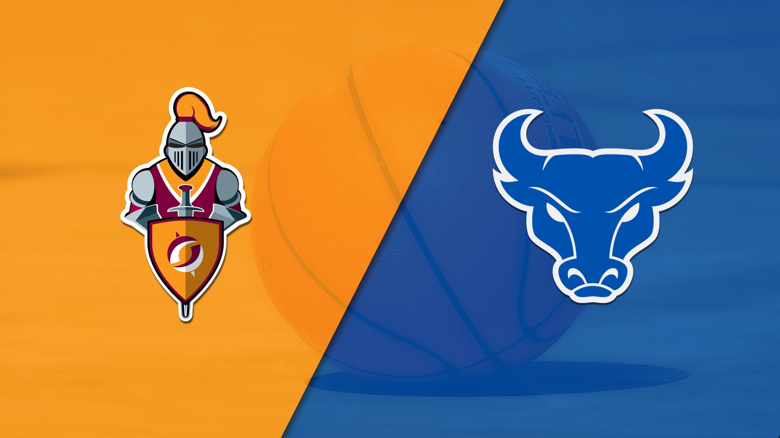 Central Penn vs. Buffalo (M Basketball)
