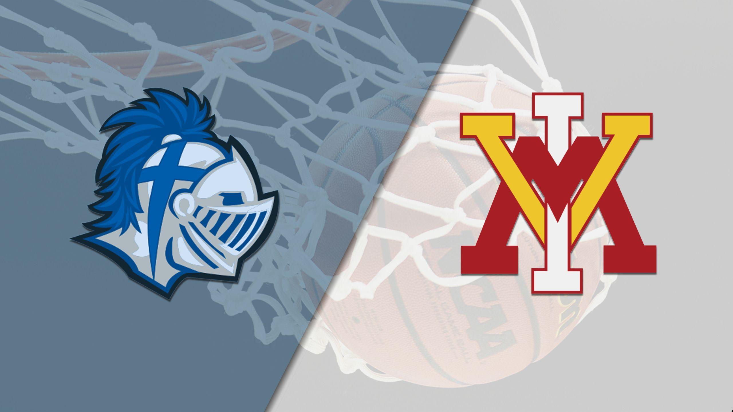 Southern Wesleyan vs. VMI (M Basketball)