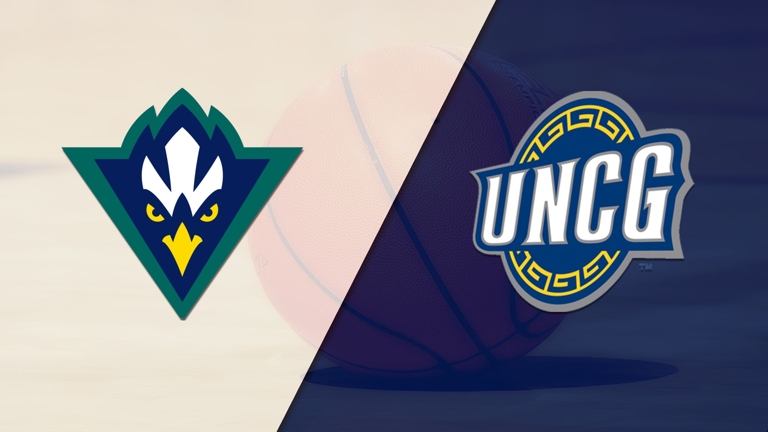 UNC-Wilmington vs. UNC Greensboro (M Basketball)