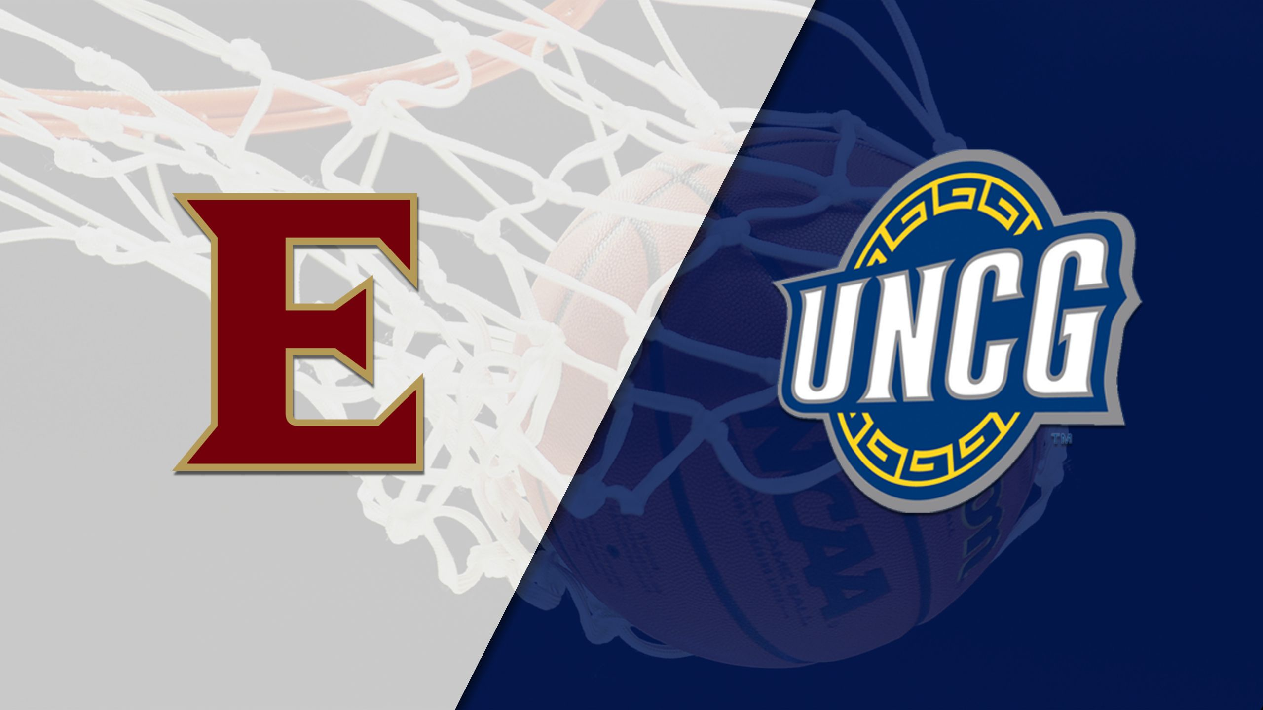 Elon vs. UNC Greensboro (M Basketball)