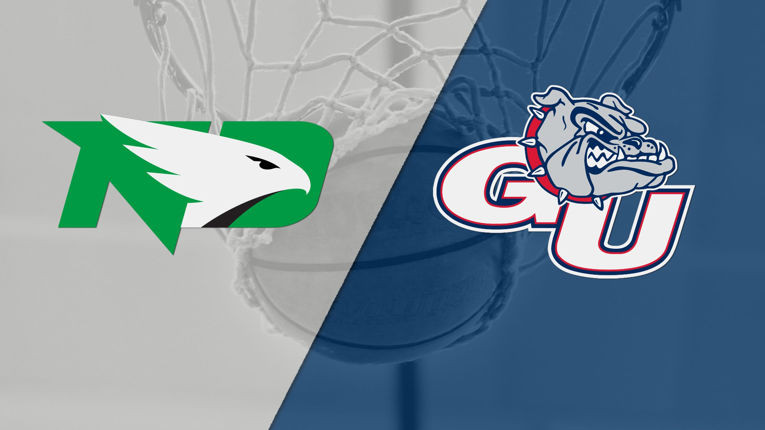 North Dakota vs. #12 Gonzaga (M Basketball)