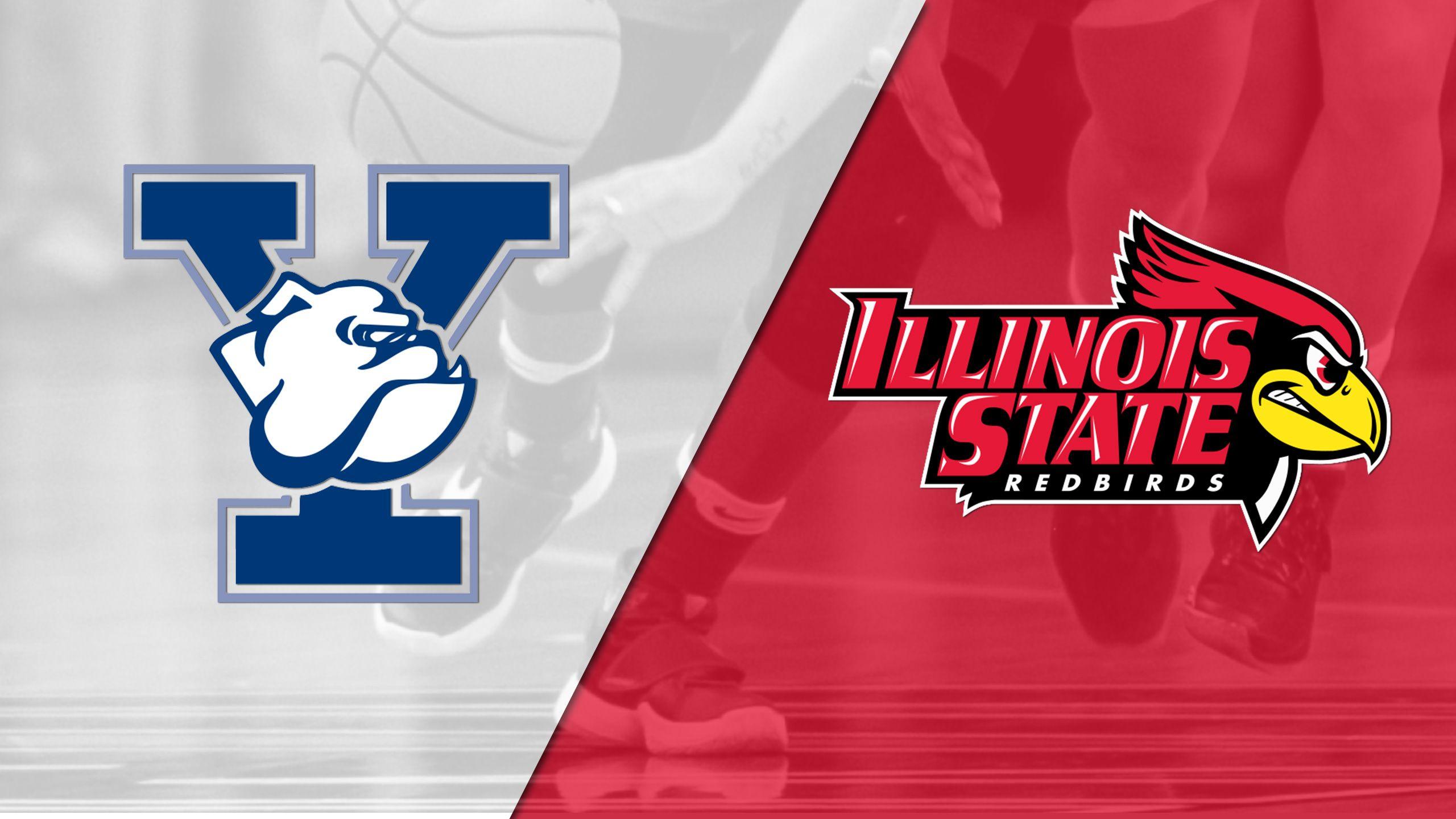 Yale vs. Illinois State (W Basketball)