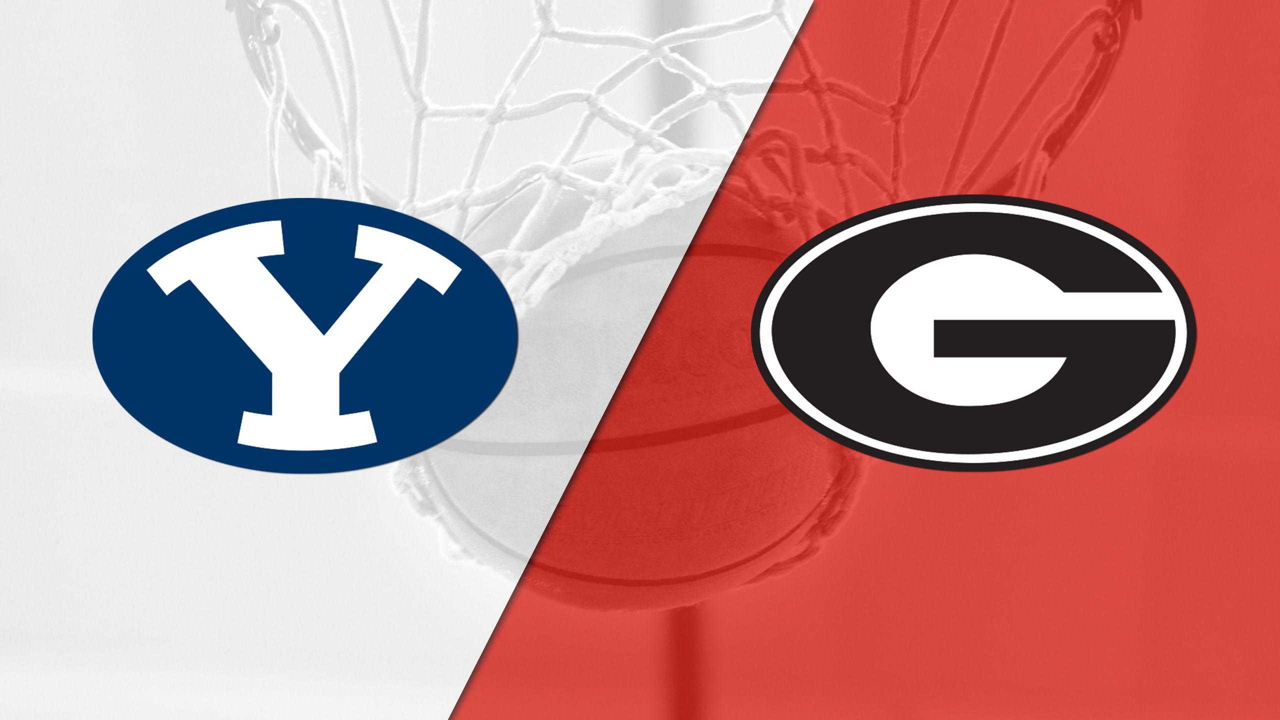 BYU vs. Georgia (W Basketball)