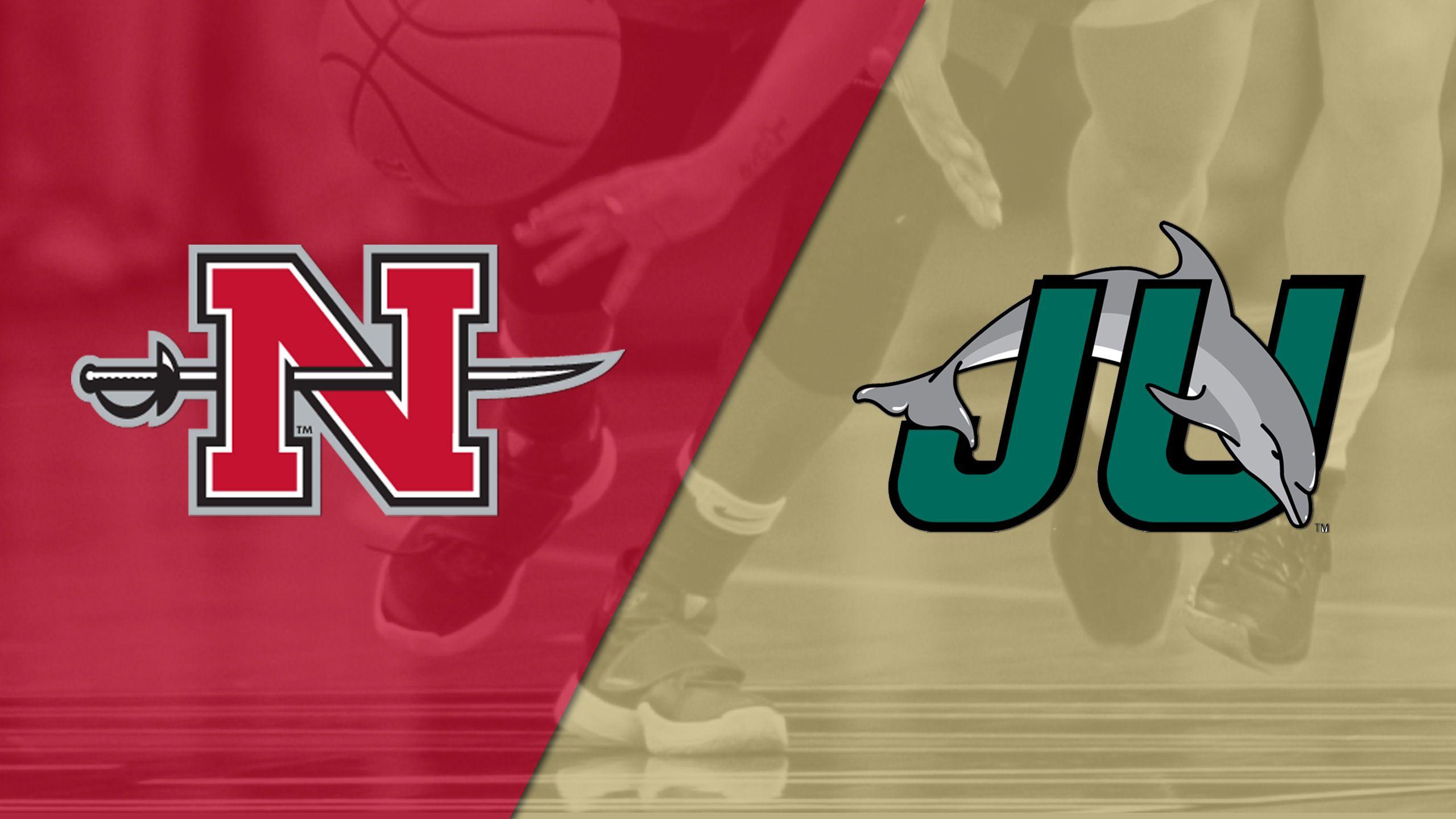Nicholls vs. Jacksonville (W Basketball)