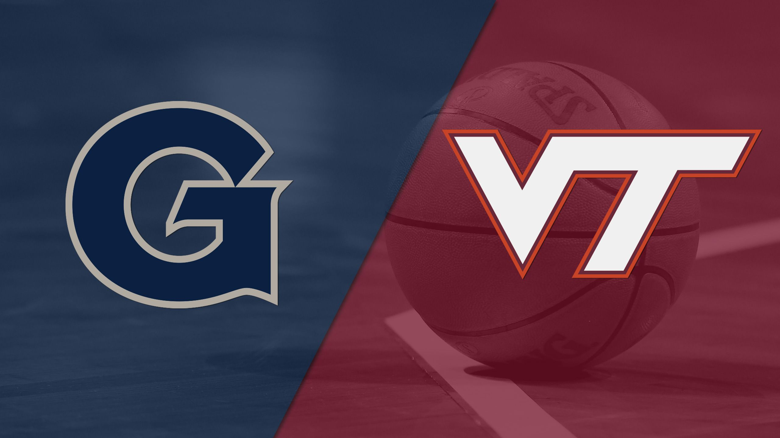 Georgetown vs. Virginia Tech (W Basketball)
