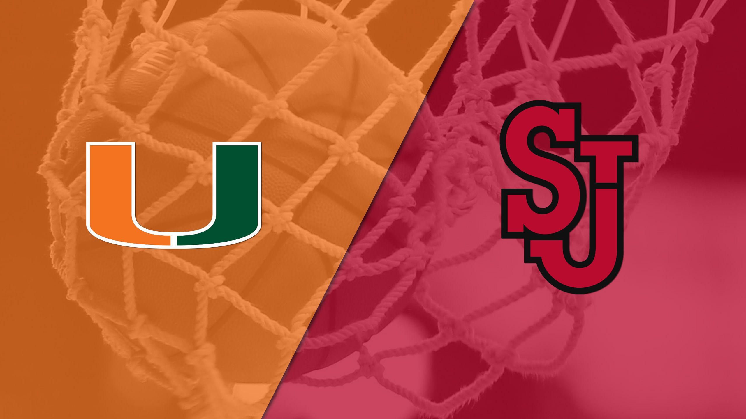 Miami (FL) vs. St. John's (W Basketball)