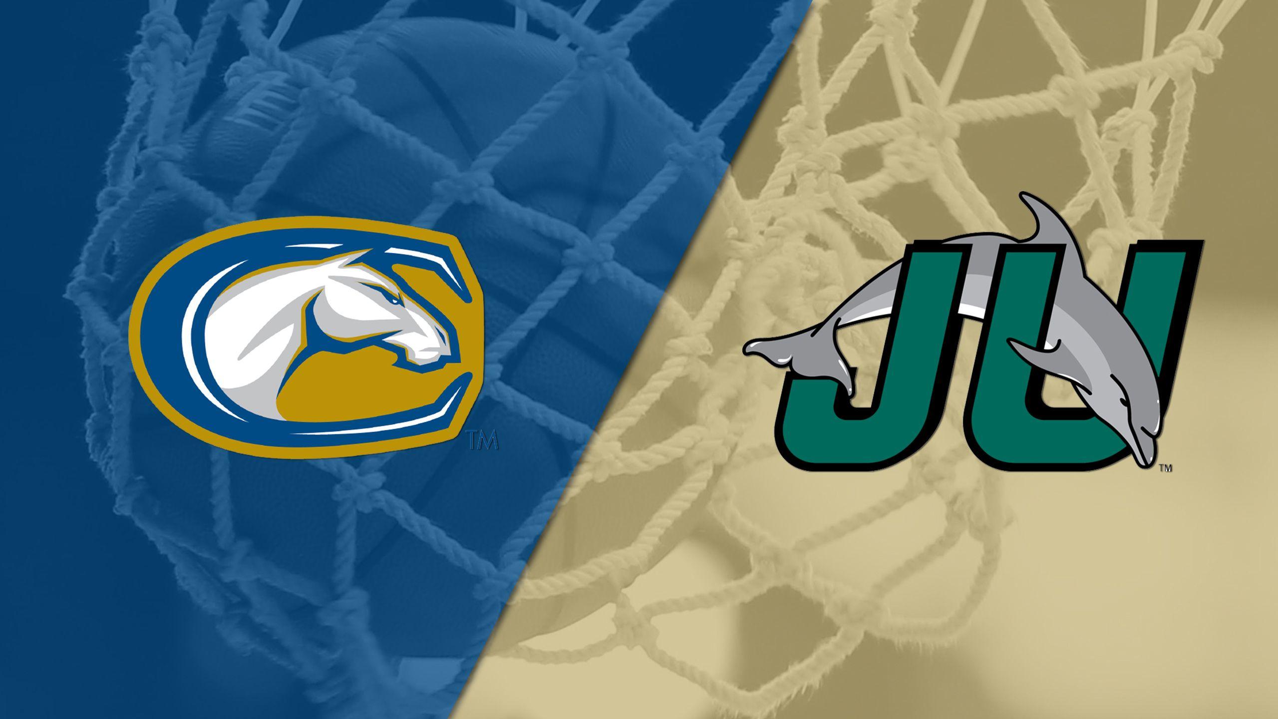 UC Davis vs. Jacksonville (W Basketball)