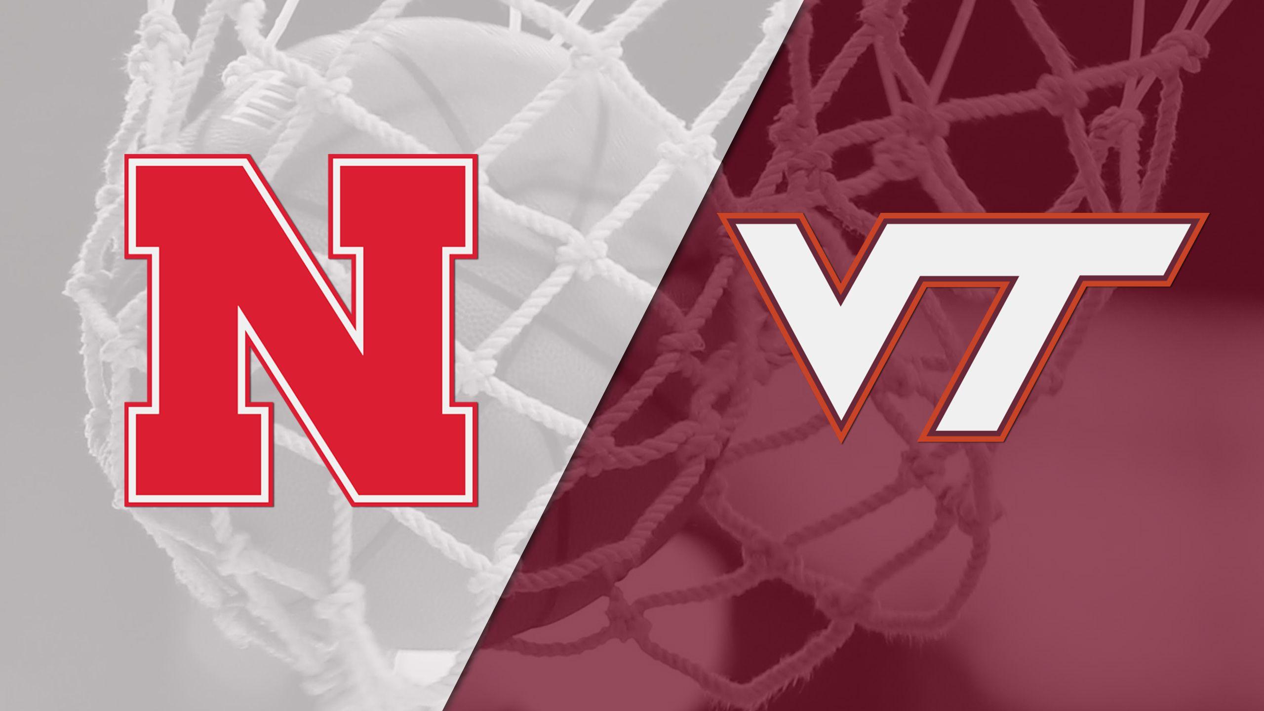 Nebraska vs. Virginia Tech (W Basketball)